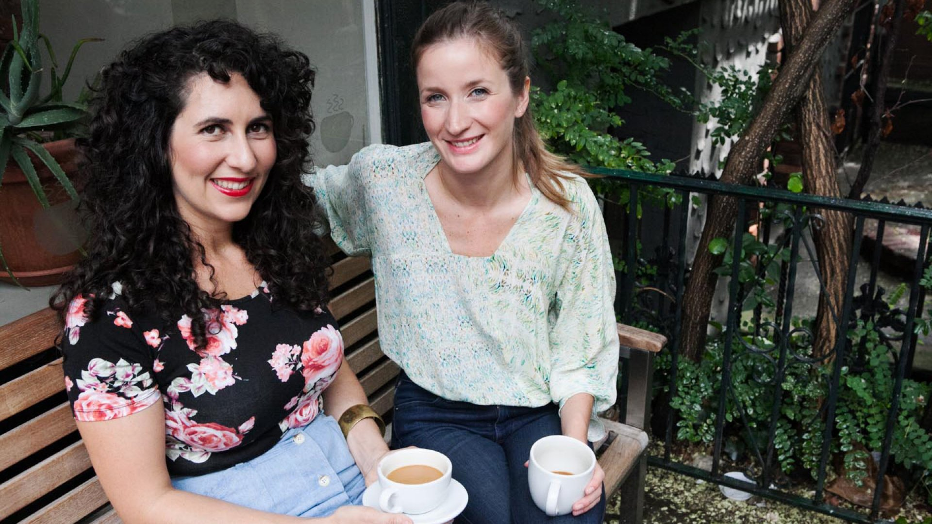 Ovenly, founded by Erin Patinkin (left) and Agatha Kulaga (right), aspires to be more than a local favorite.