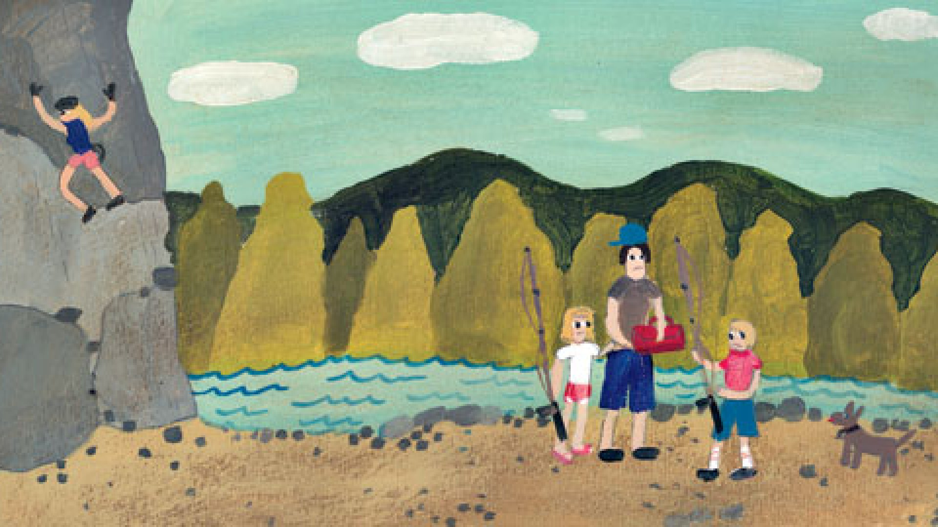The Family Sabbatical