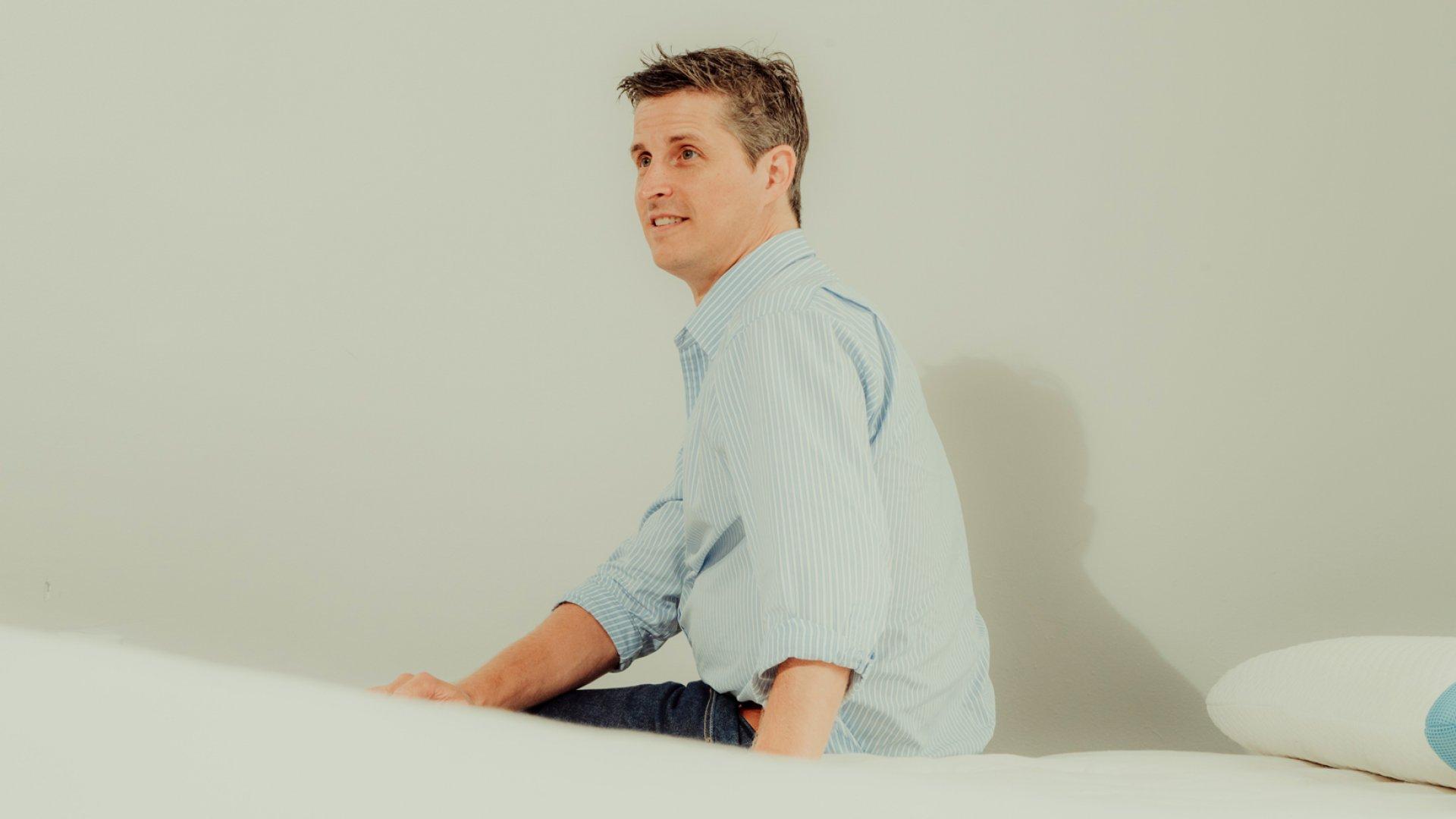 Scott Paladini, founder of Bear Mattress.