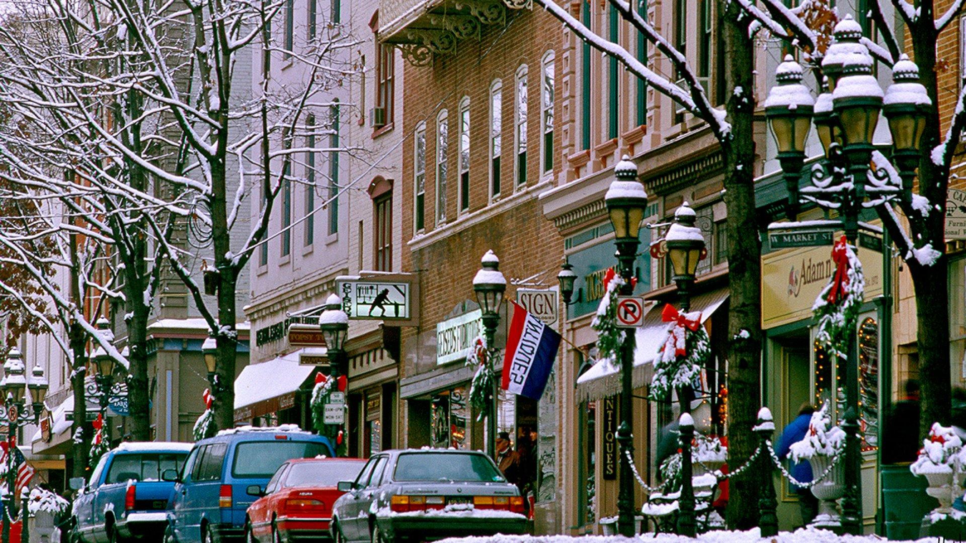 Bethlehem, Pennsylvania.
