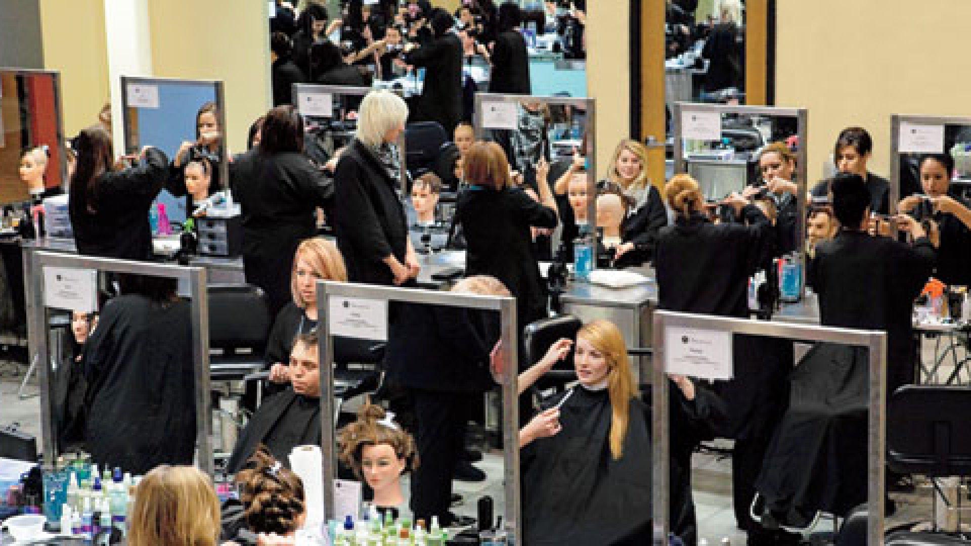 The Companies Behind Vici Beauty School