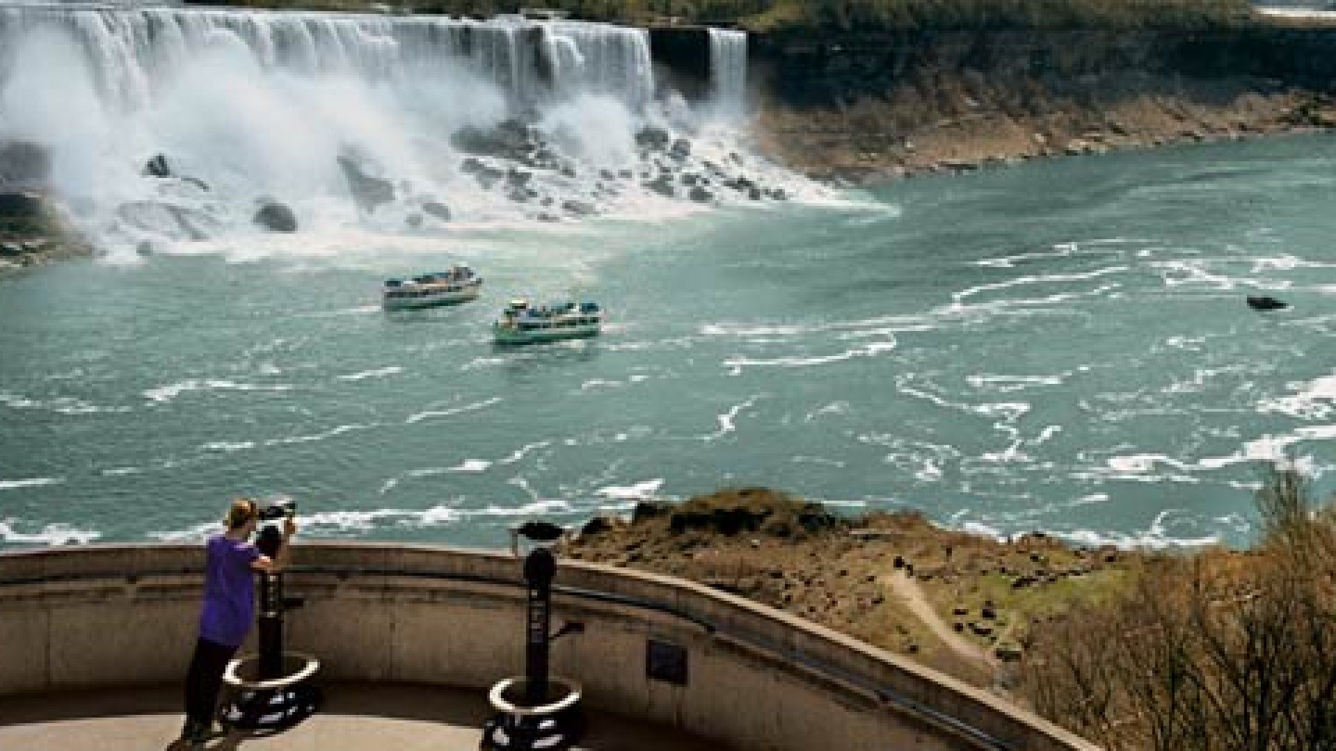 The Business of Niagara Falls