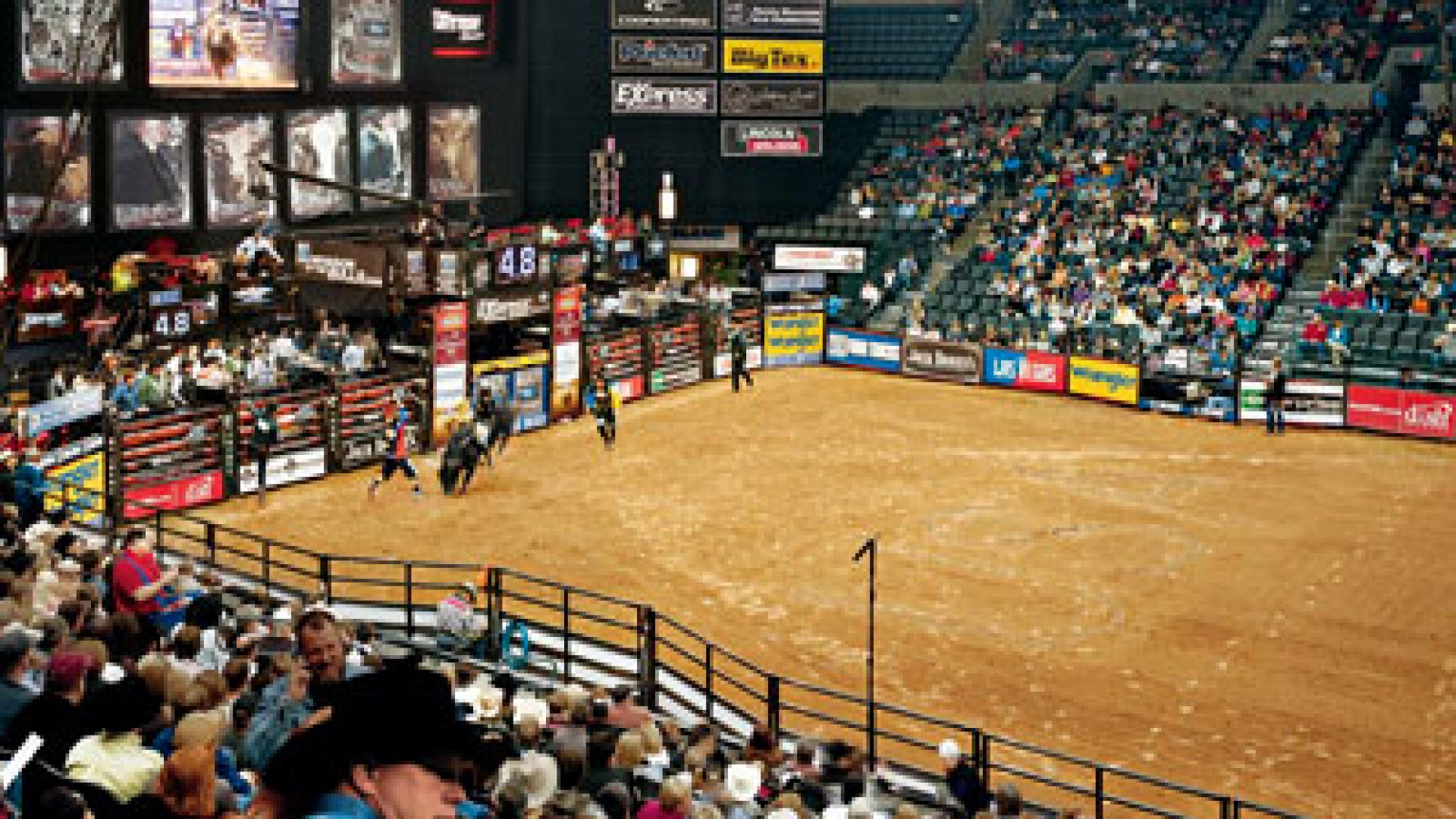 The Business of Bull Riding Competitions