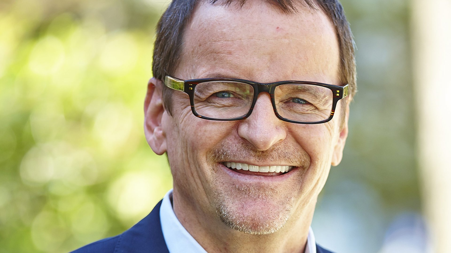 Clorox Company CEO Benno Dorer.