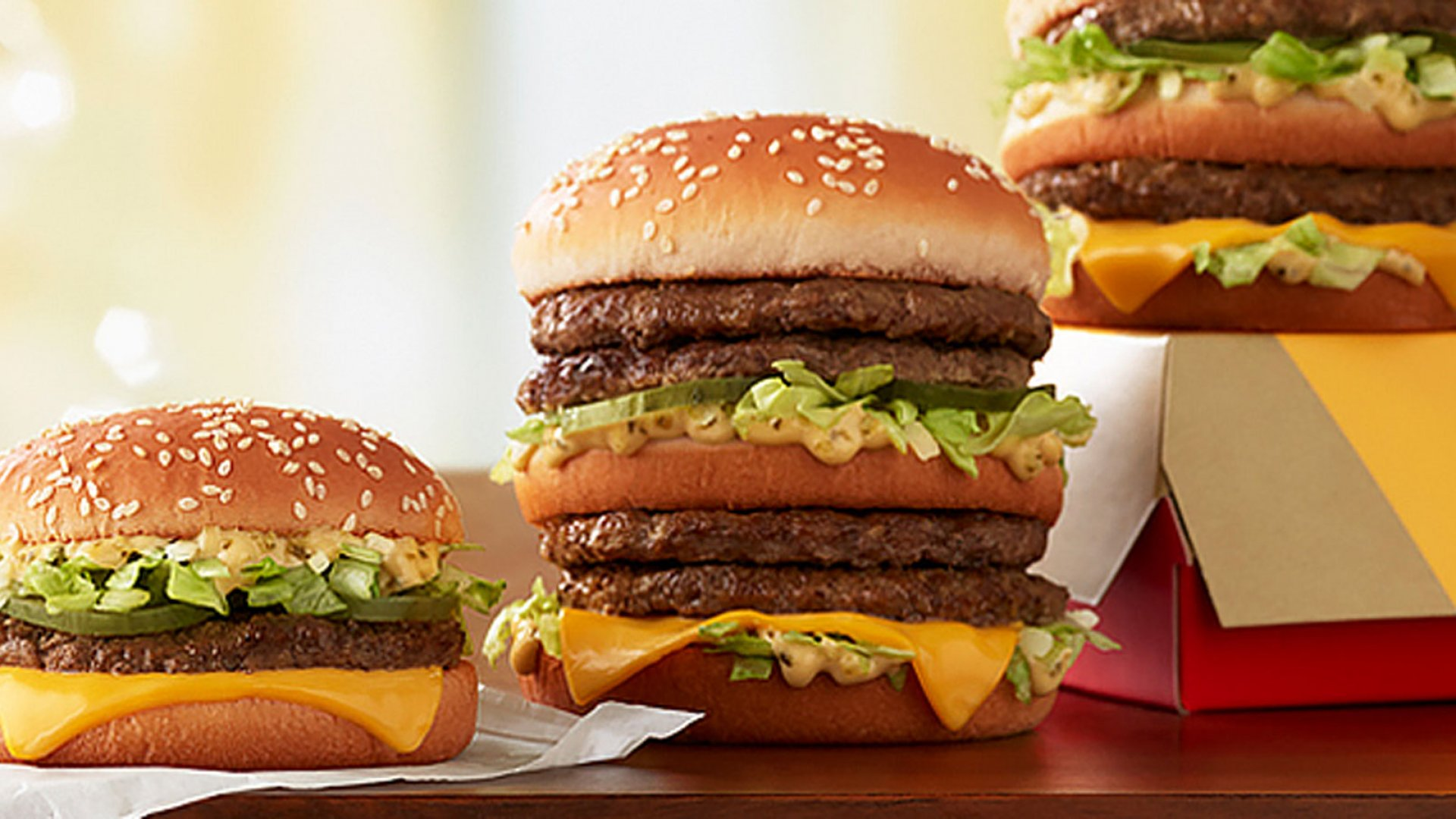 Here's Why the Double Big Mac and Little Mac Might Be the Smartest New Things on the Menu at McDonald's