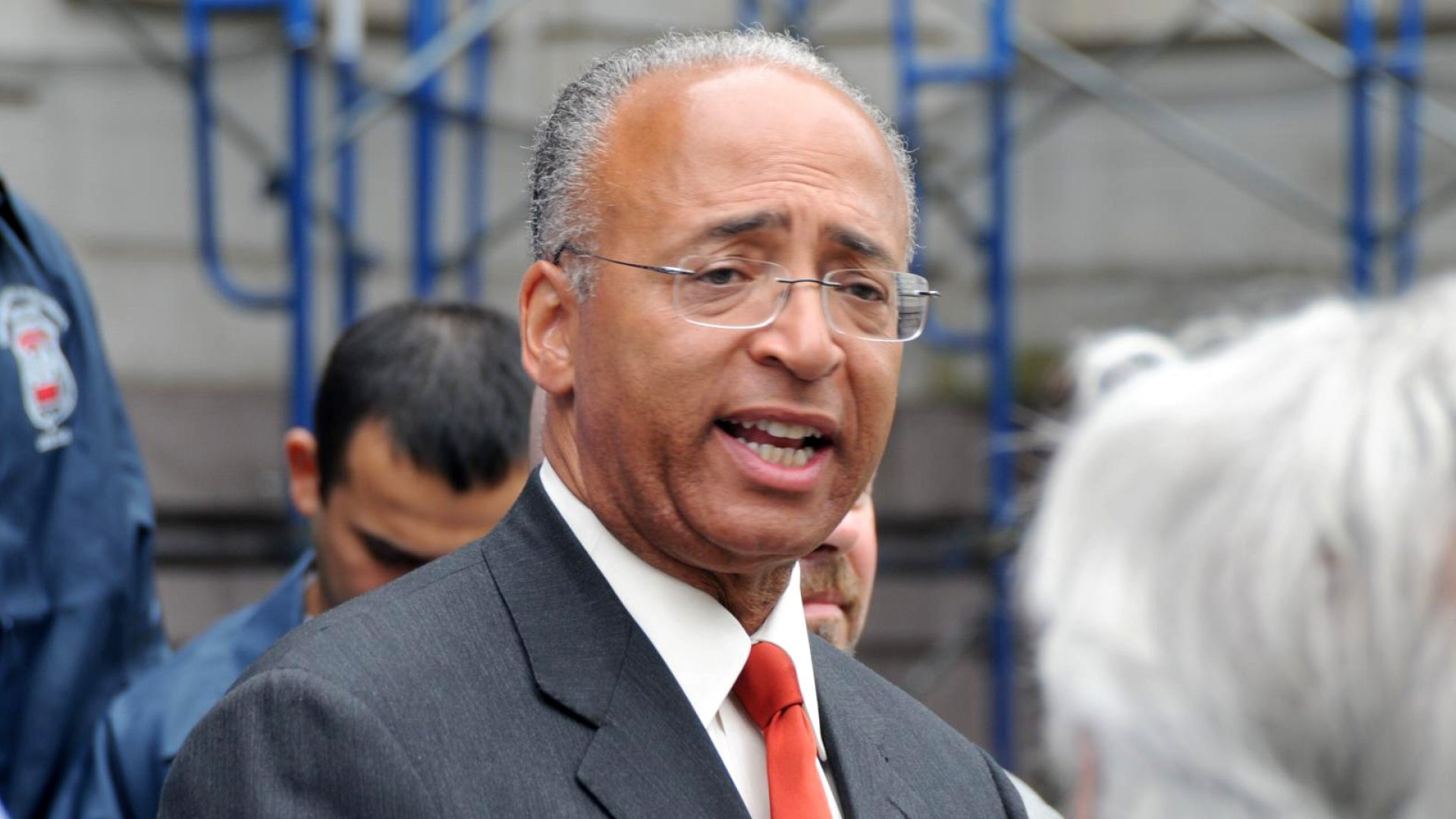 Full Interview: NYC Mayoral Candidate Bill Thompson