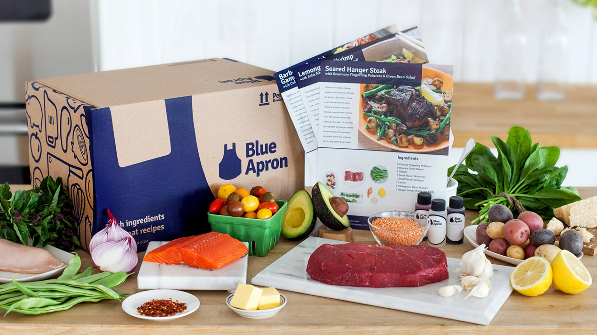 Blue Apron Has Slashed Its IPO Share Price. You Can Blame Amazon