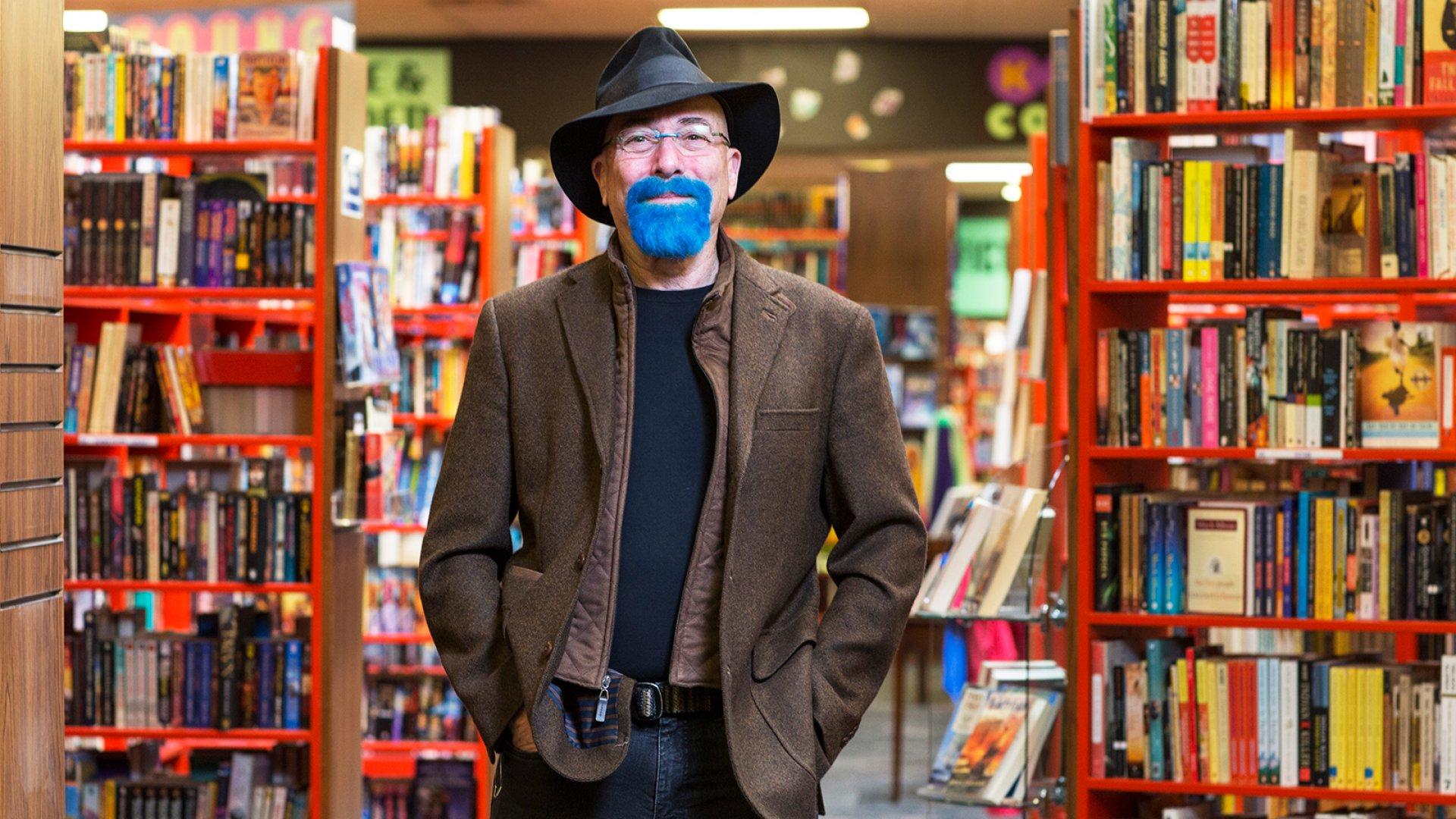 Bookmans Entertainment Exchange founder Bob Oldfather.