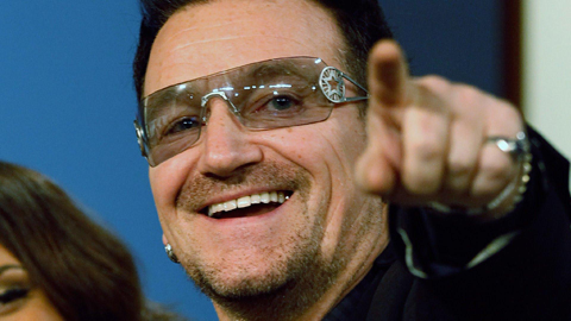 Facebook IPO: Bono's Big Score