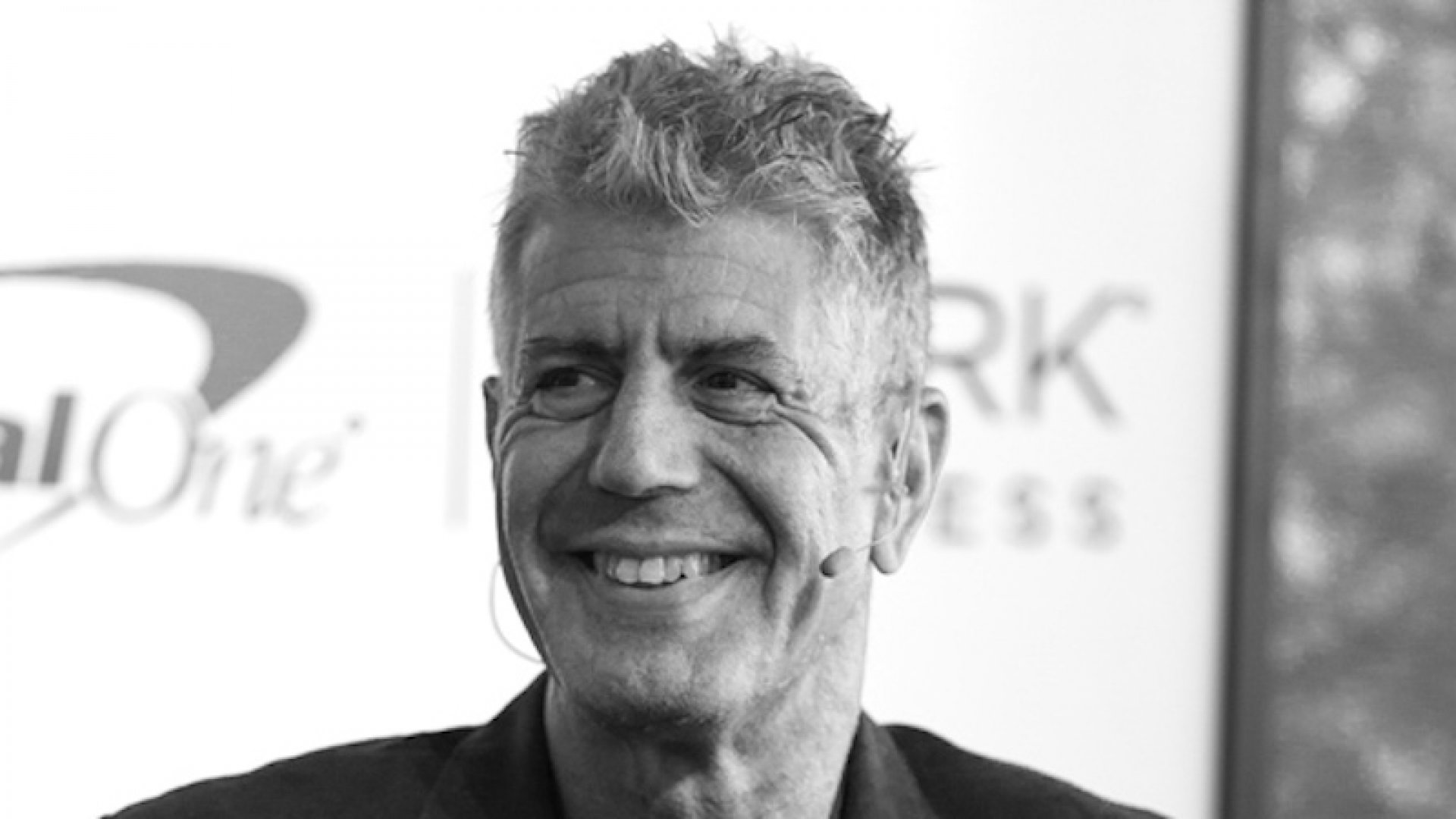 TV personality Anthony Bourdain at the South by Southwest Interactive festival.