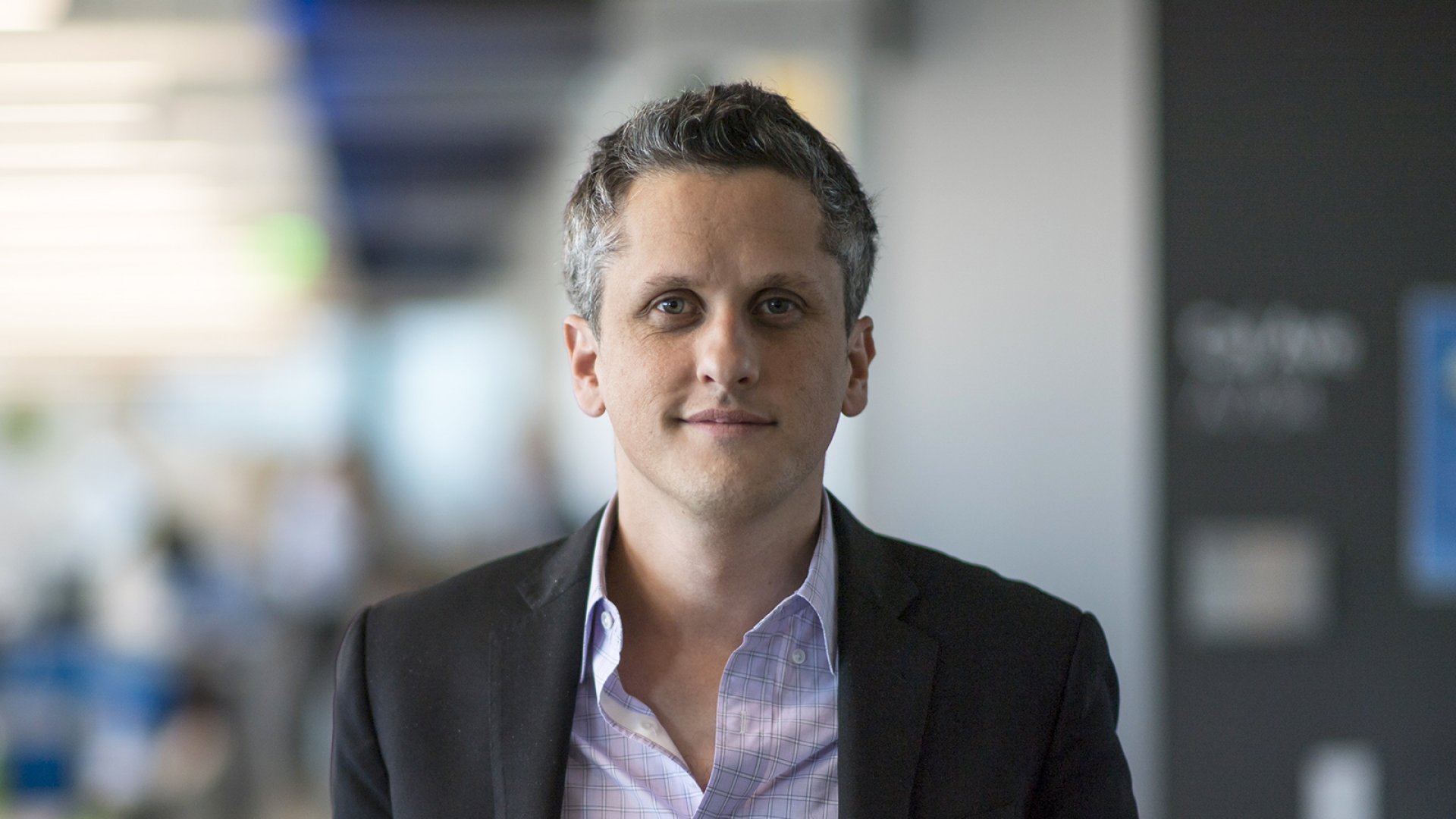 Box co-founder founder Aaron Levie.