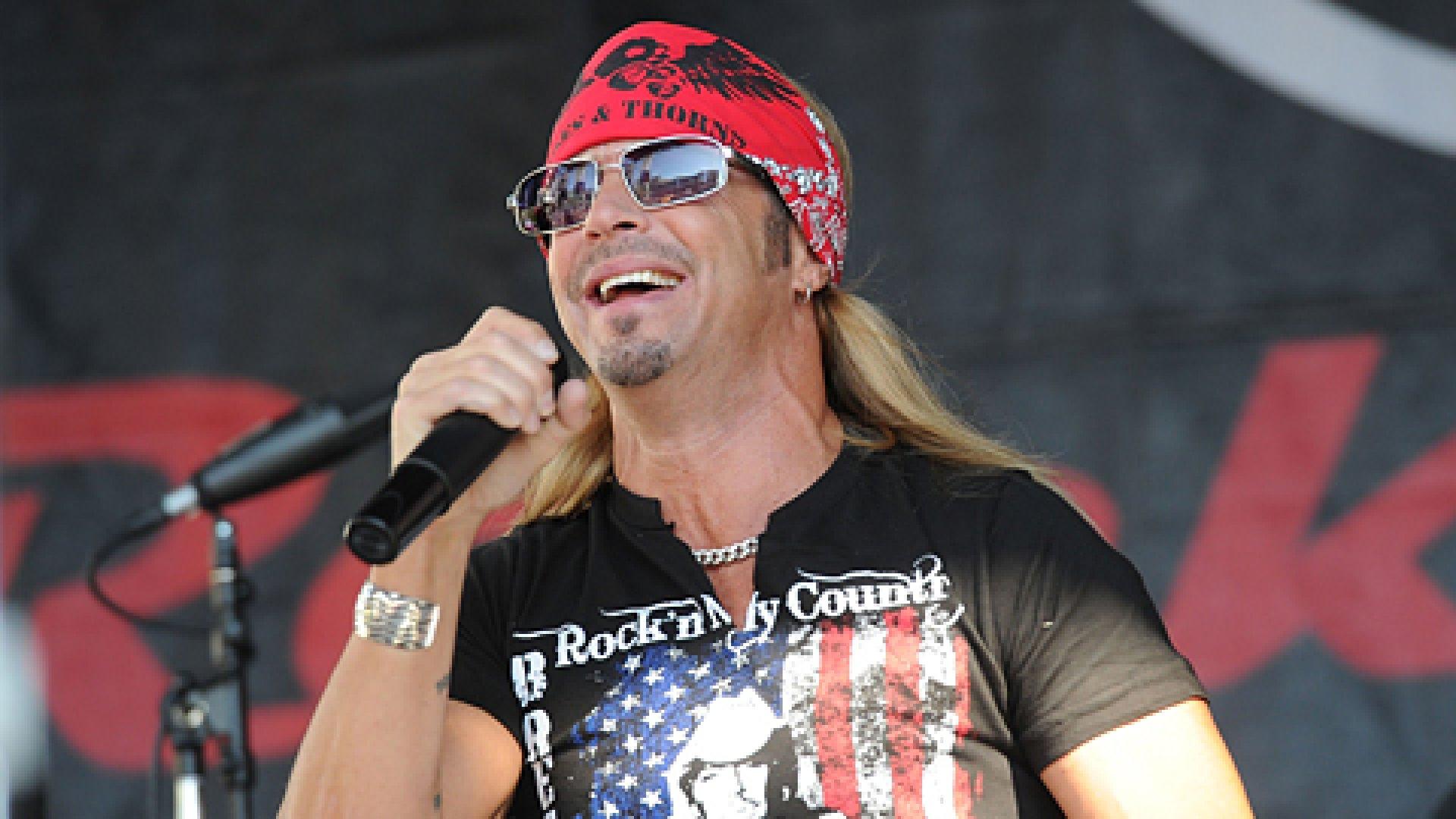 Singer Bret Michaels attends the Dodge Rock n' Roll Half Marathon and Mini Marathon to benefit the ASPCA