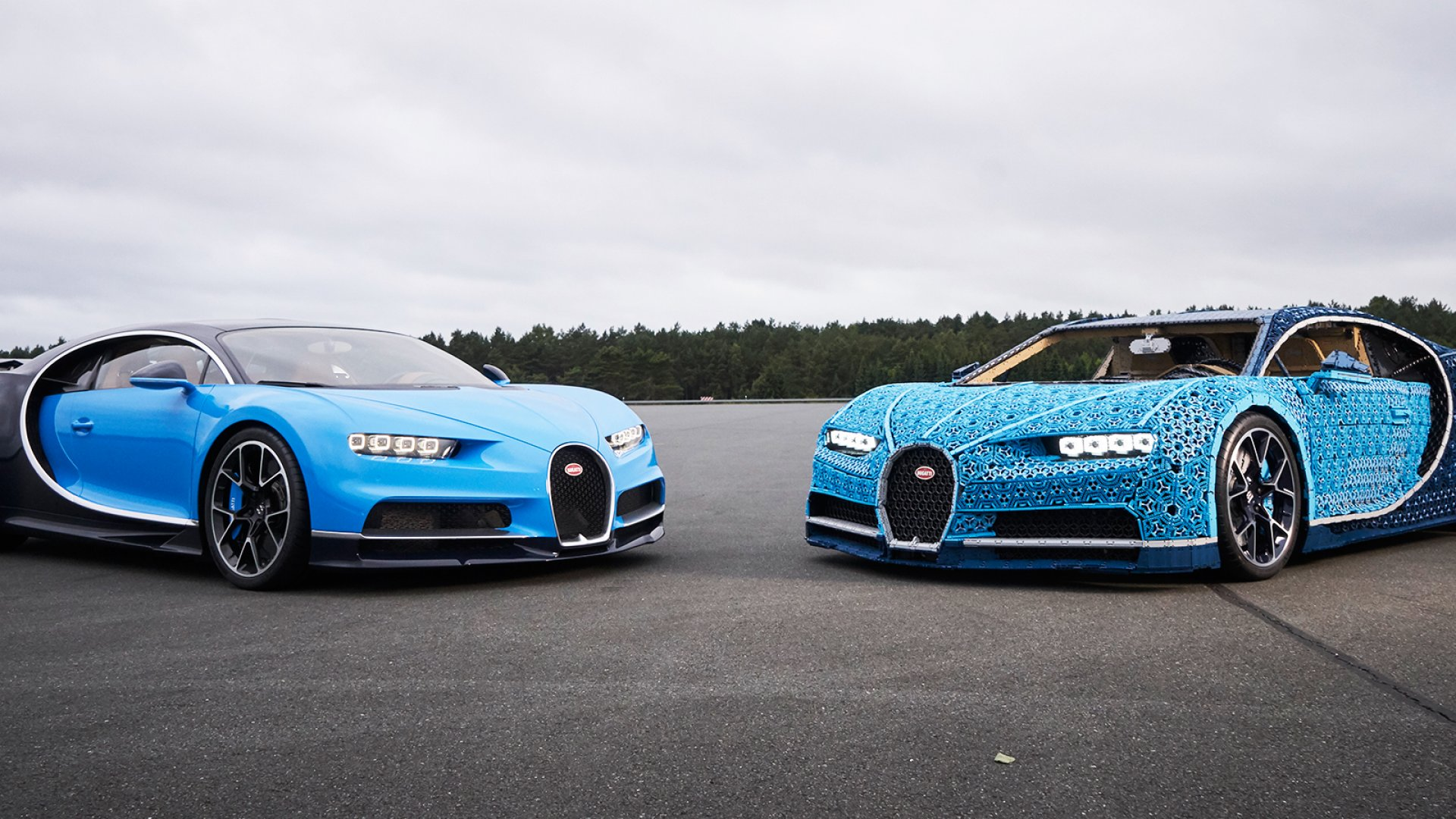 Lego Nails Another Smart Marketing Opportunity With A Life Size Drivable Bugatti Chiron Car Inc Com