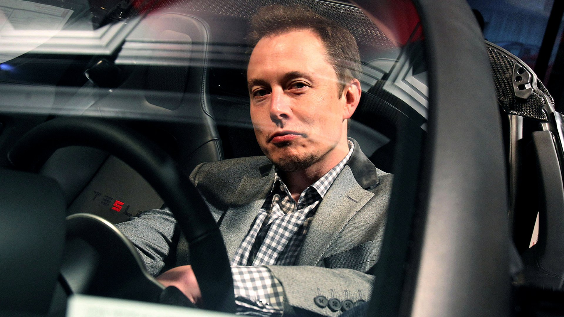 Elon Musk of Tesla Motors and SpaceX.