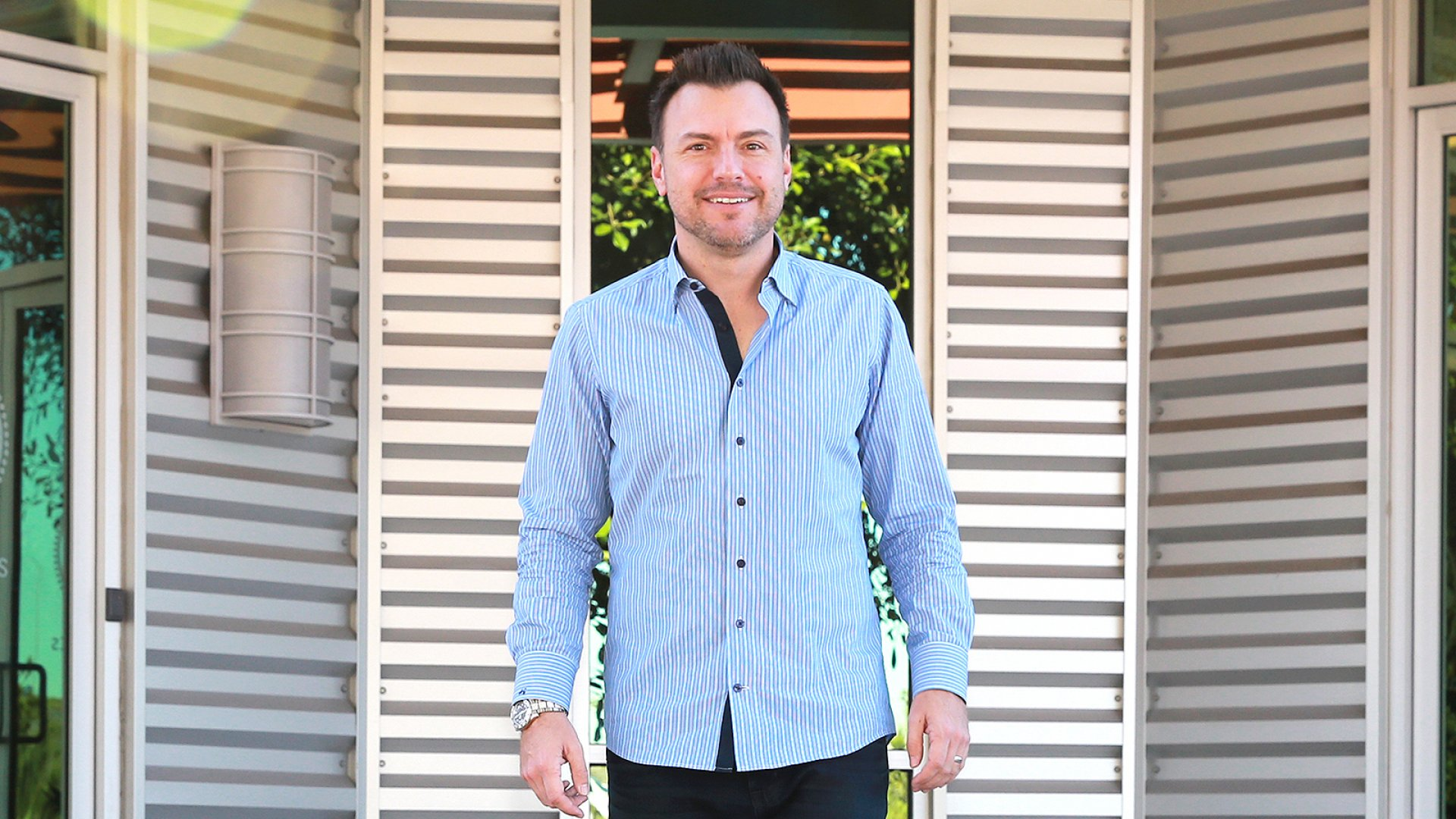 Club Pilates Franchise founder Anthony Geisler.
