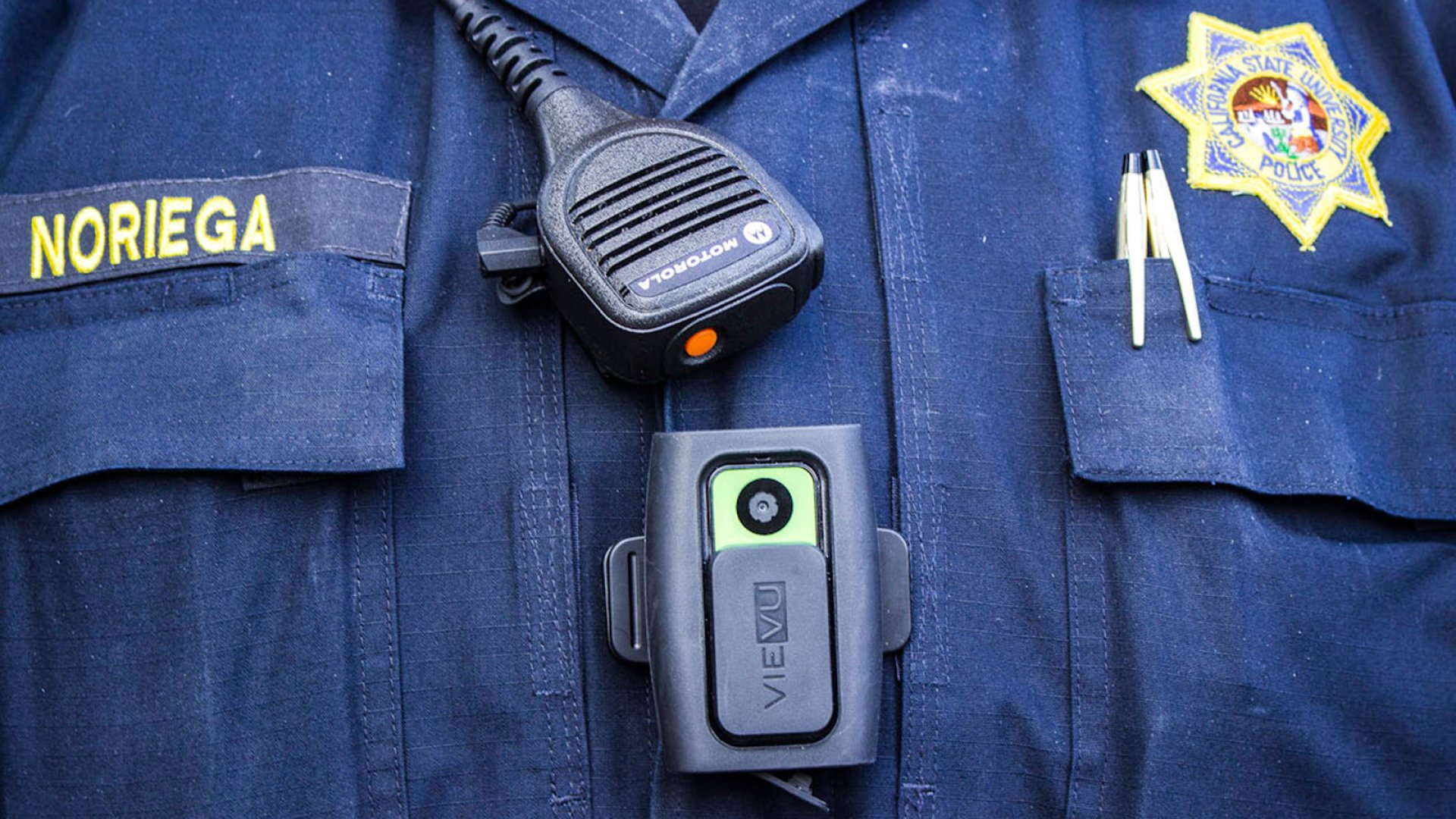 With the Acquisition of VieVu, the Police Body Camera Business Shows Its Heat