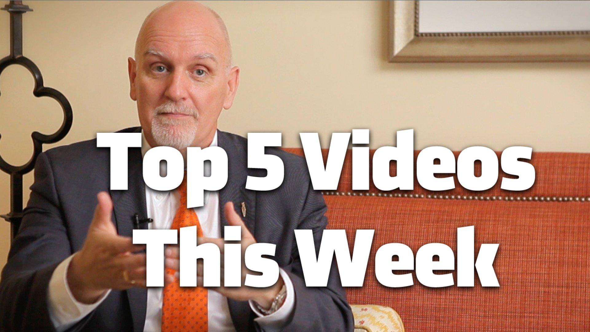 Top 5 Inc. Videos This Week