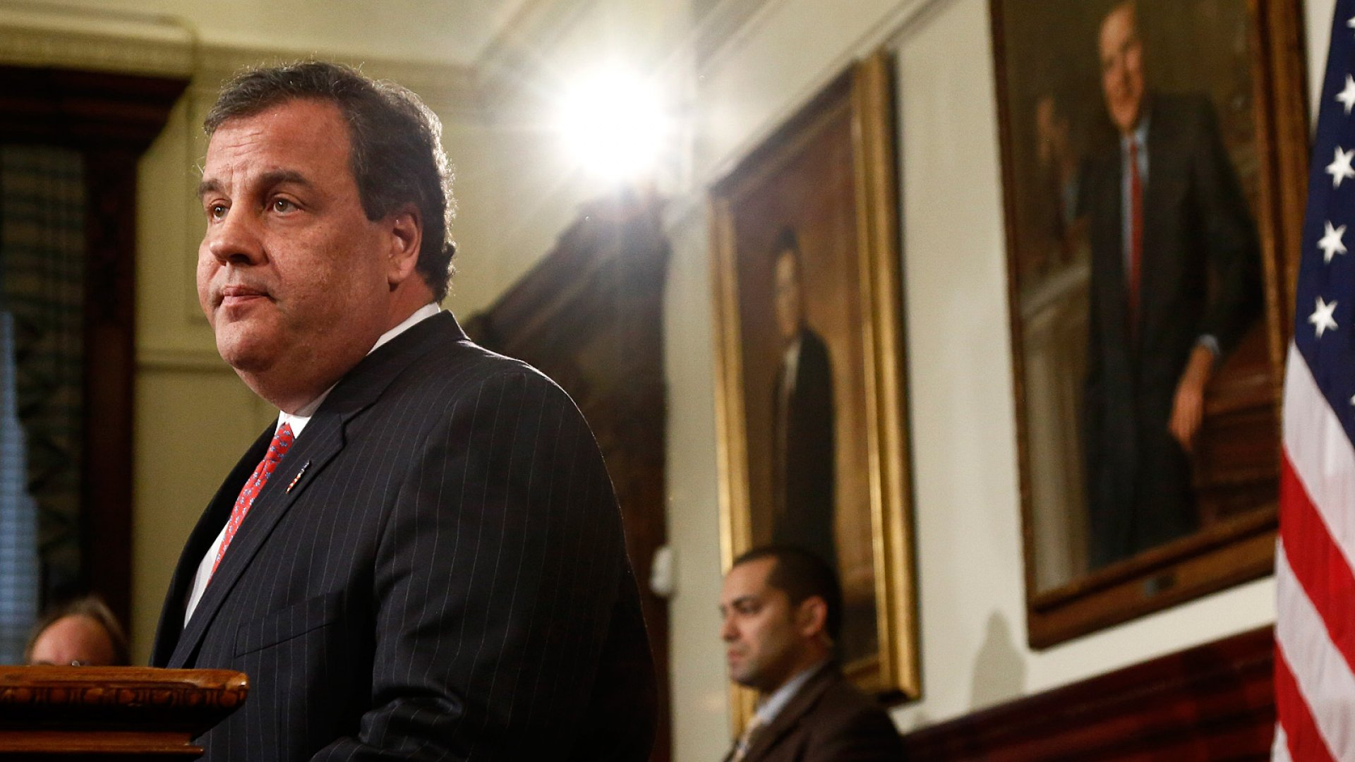The Buck Stops With Chris Christie