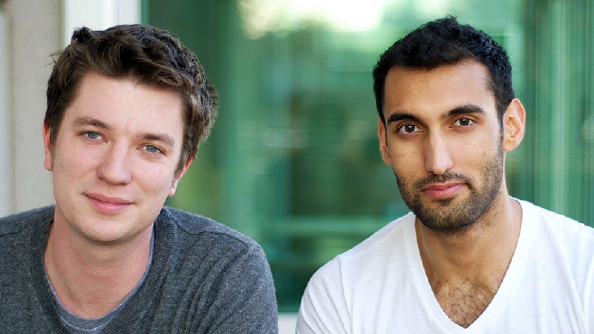 Liam Don and Sam Chaudhary have attracted millions of teachers to their management app, ClassDojo.