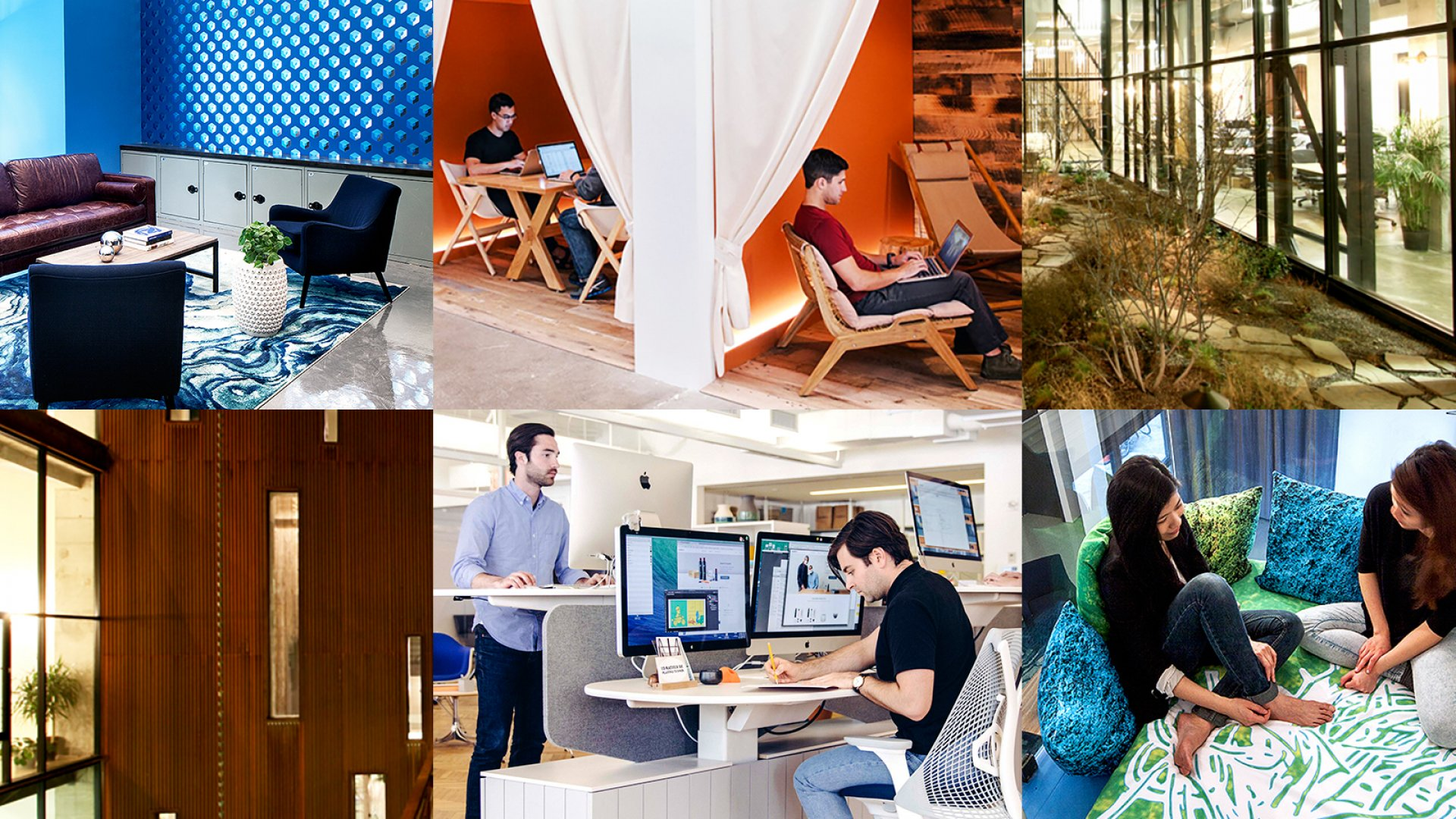 The Next Hot Thing in Cool Office Design