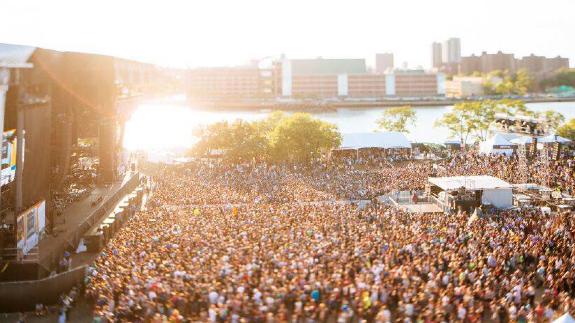 How These Entrepreneurs Built New York City's Biggest Music Festival From a Childhood Bedroom