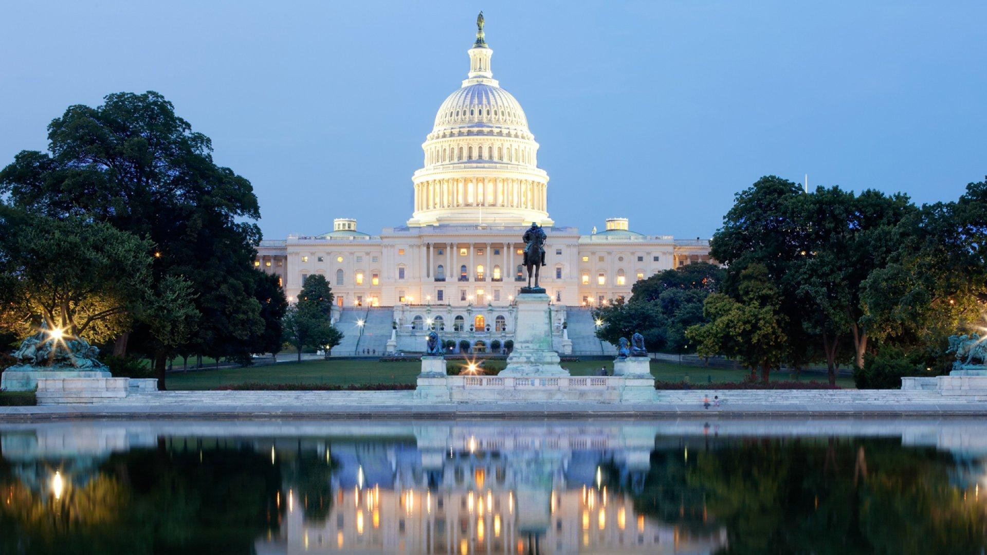 Washington Does Something Good for Entrepreneurs