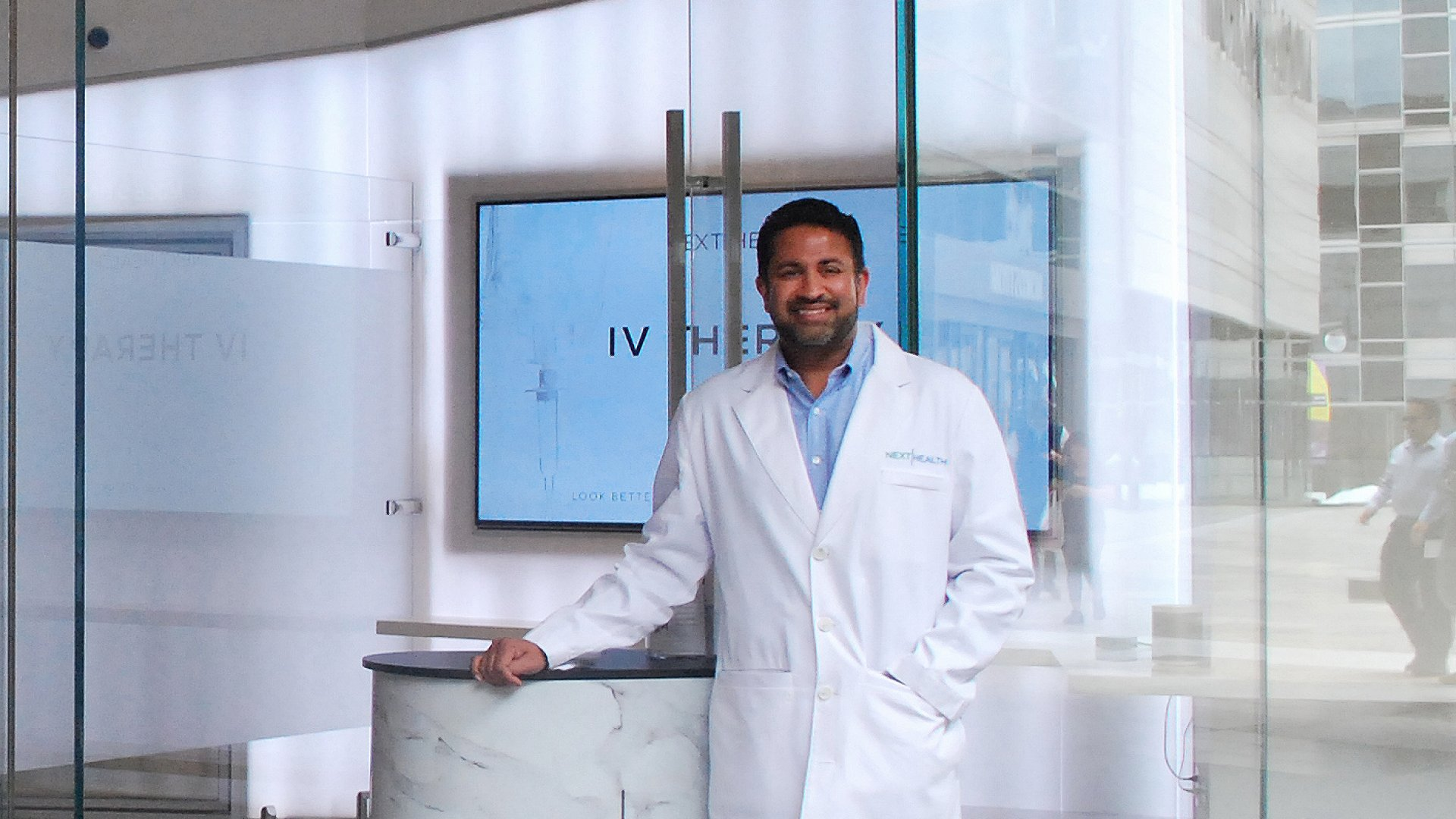 Dr. Darshan Shah, Founder and CEO of Next Health.