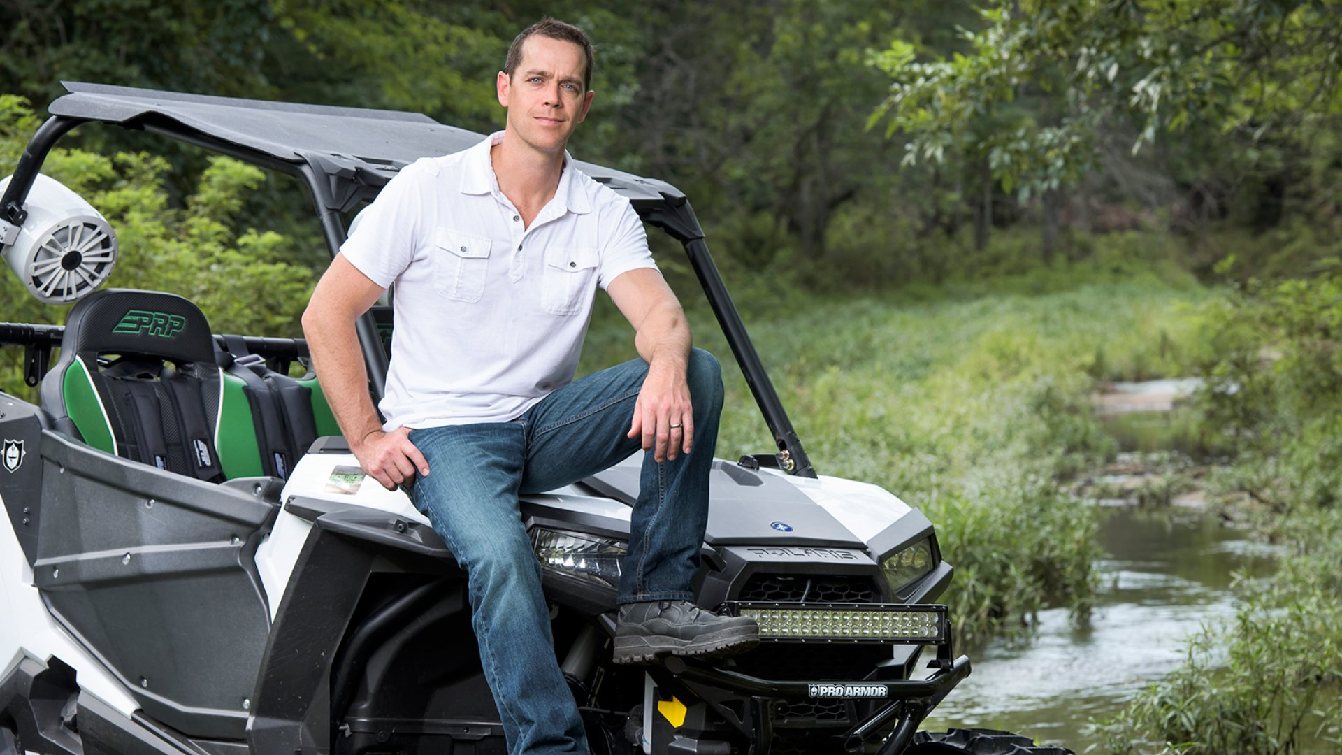 Scott Harper, founder of Side by Side Stuff (No. 314; $6.8 million 2014 annual revenue), turned his passion for off-road UTVs, also known as side by sides, into a fast-growing retailer of accessories.