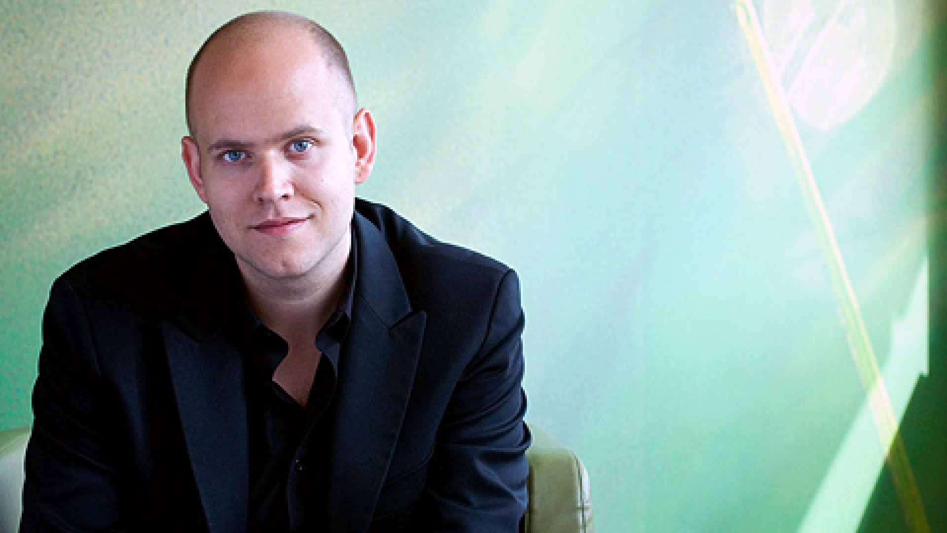 Daniel Ek, founder of Spotify