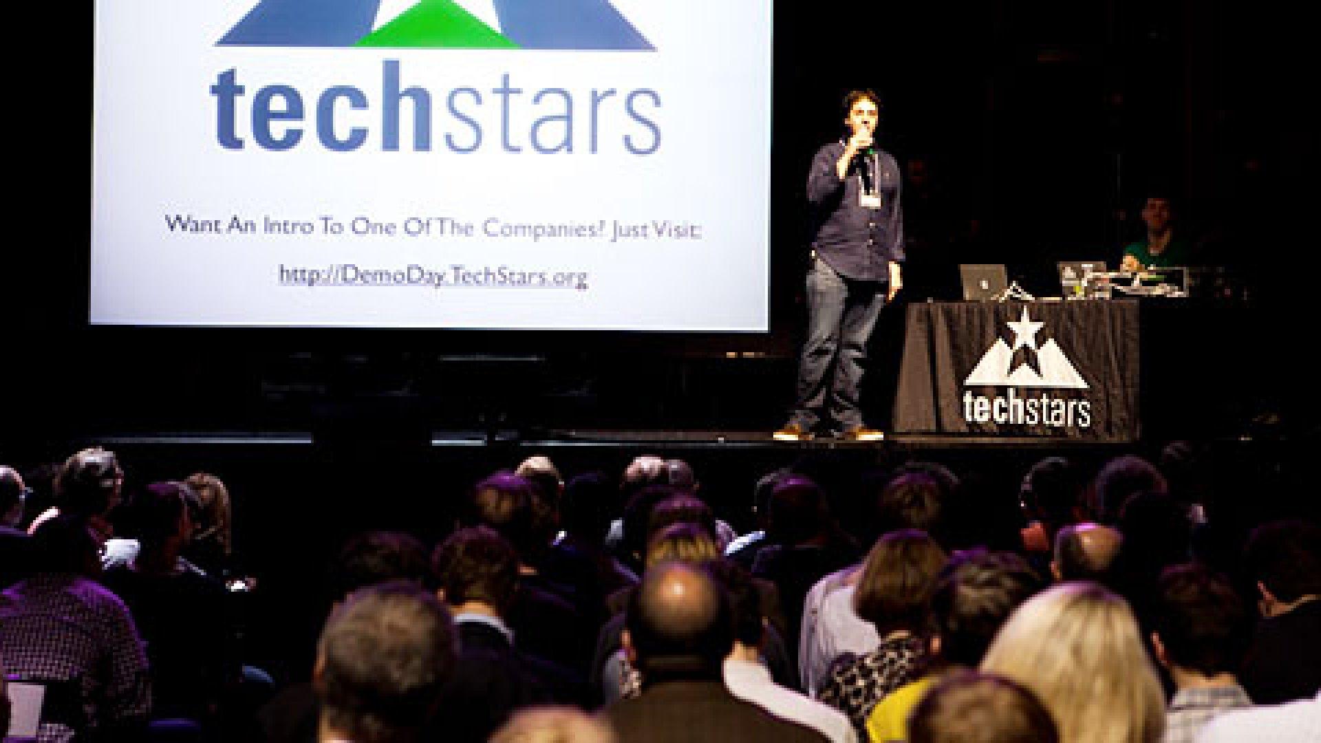 David Tisch, Managing Director of TechStars NYC