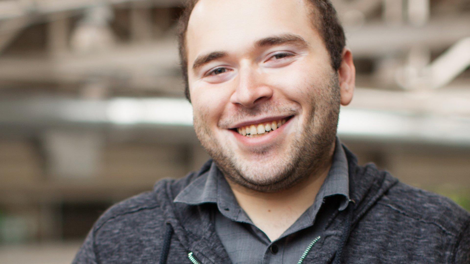 Discord co-founder Stanislav Vishnevskiy.