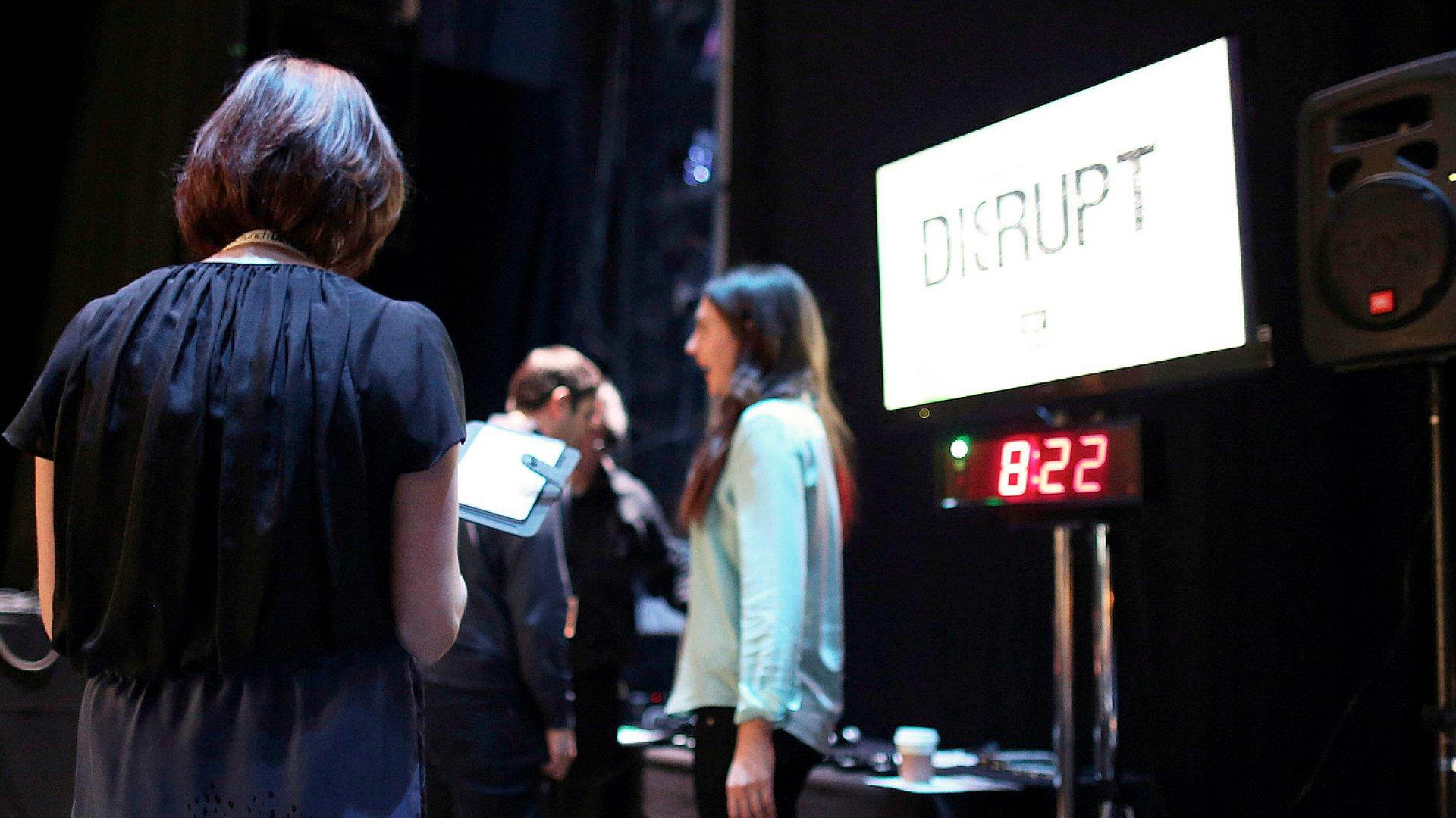 Disrupt NY 2013 at the Manhattan Center