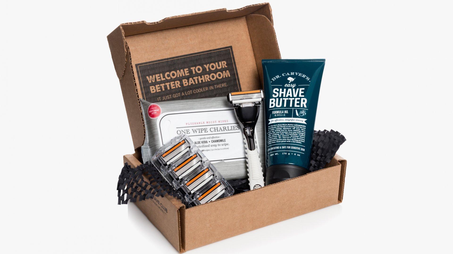 Gillette Suing Dollar Shave Club for Patent Infringement