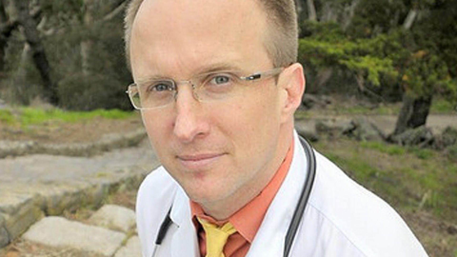 Meet the Start-up Doctor