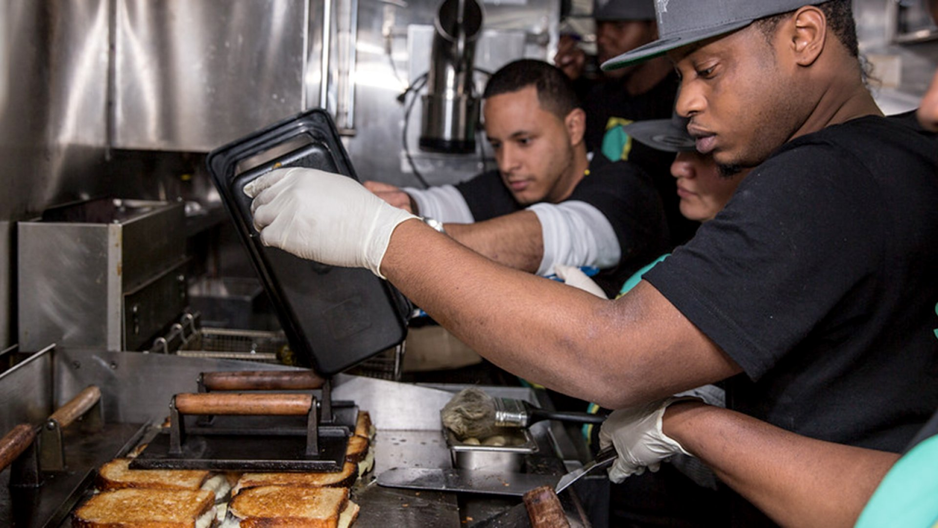 Echoing Green Global Fellow winner Drive Change uses the food truck industry to empower and employ recently incarcerated young people.