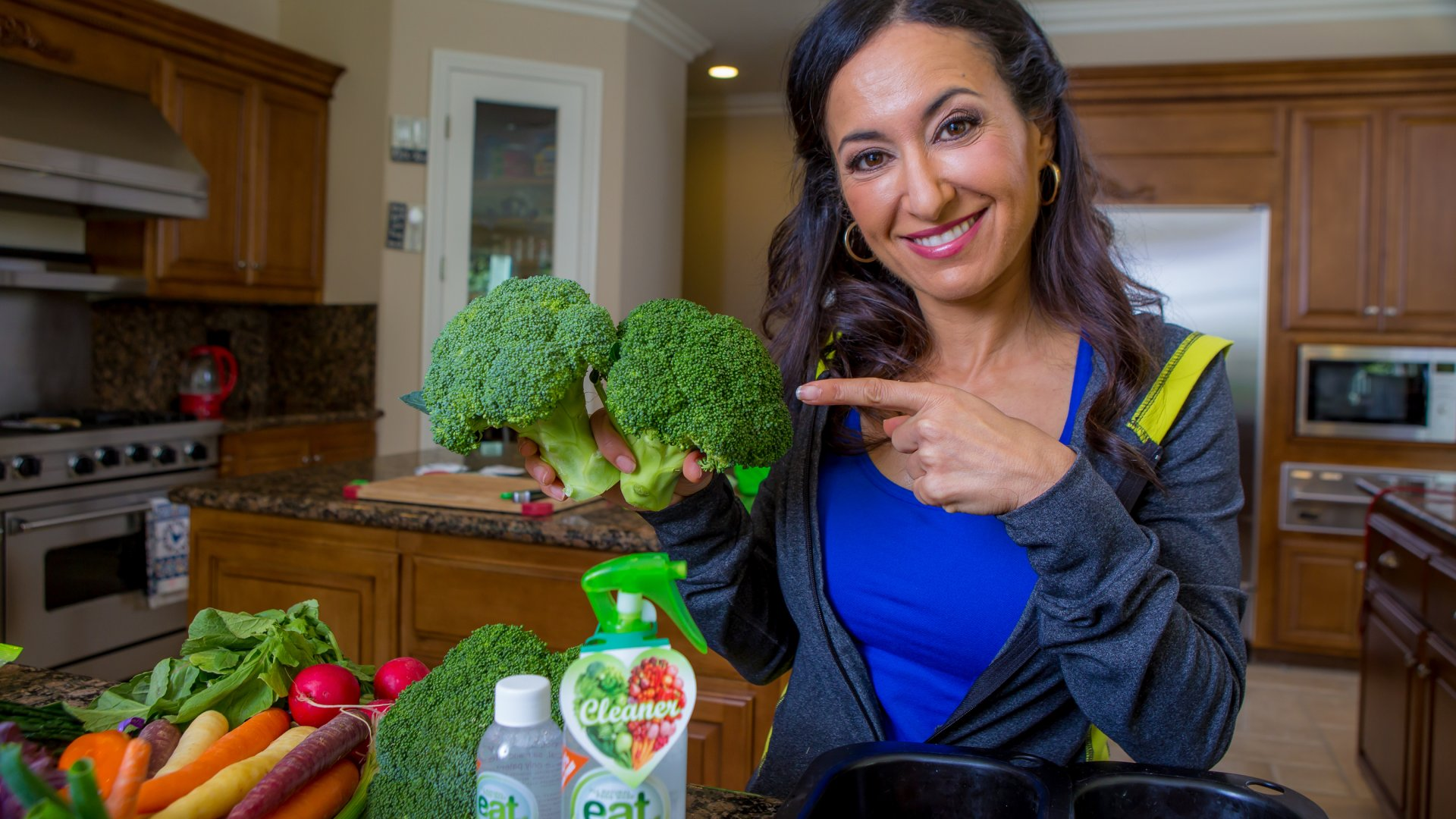 Mareya Ibrahim, CEO and co-founder of Eat Cleaner.