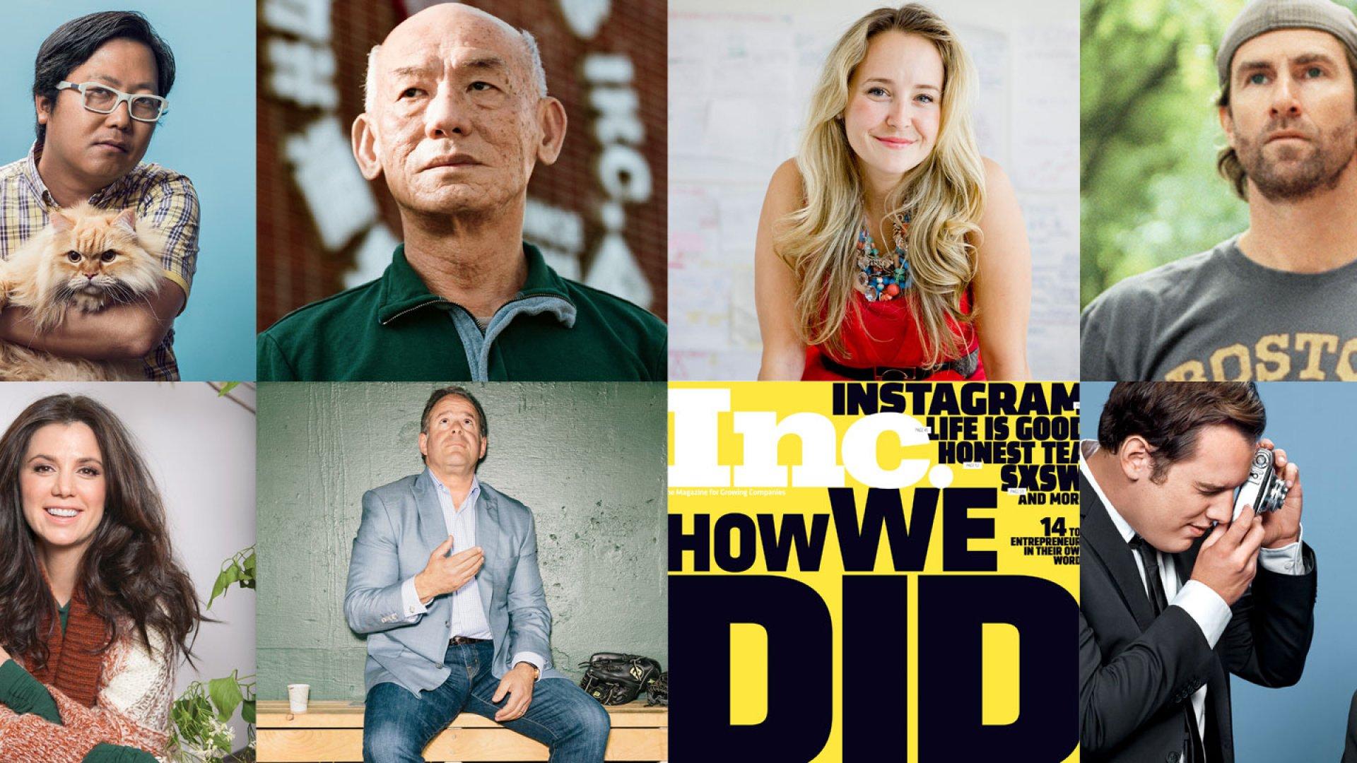 Inside Story: <em>Inc.</em>'s 'How I Did It' Issue