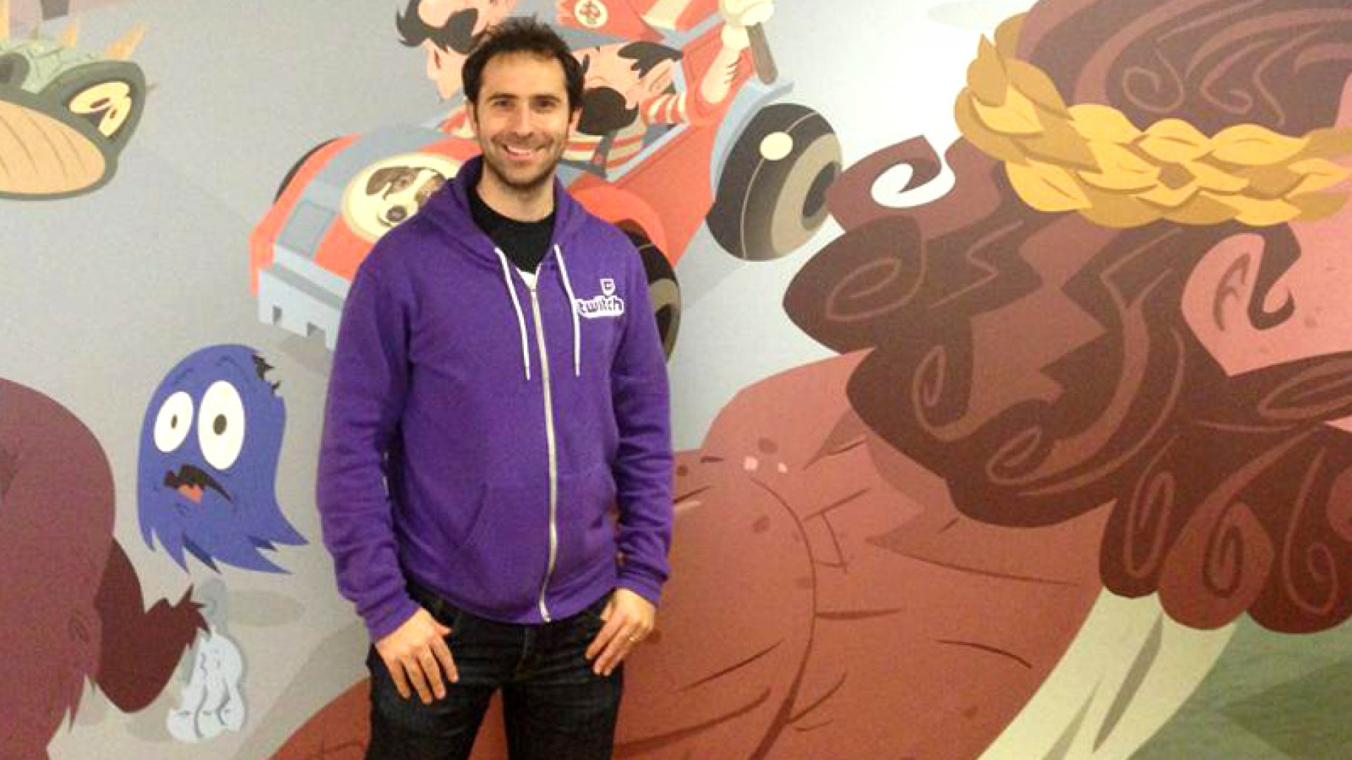 How Twitch's Co-Founder Turned a Serious Gaming Habit Into a Billion-Dollar Business