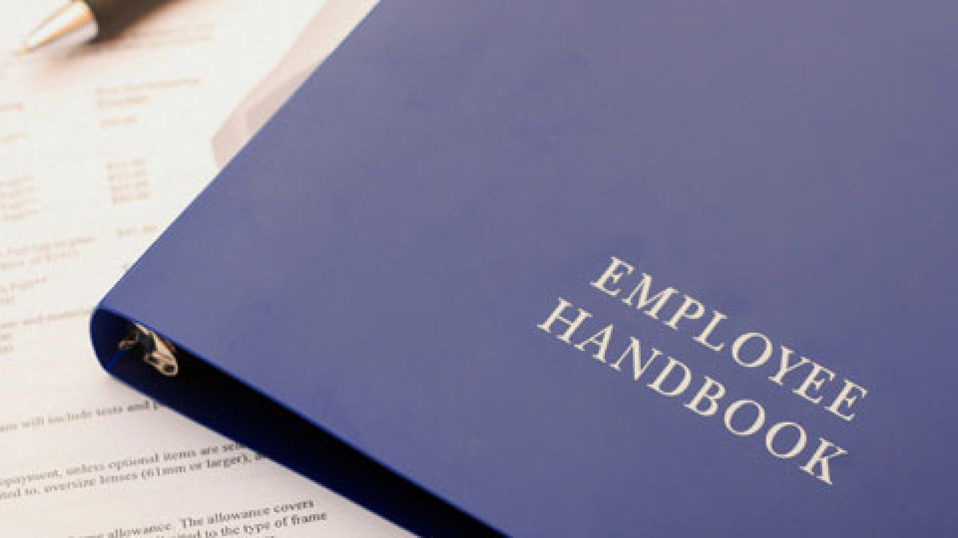 Tools For Creating An Employee Handbook