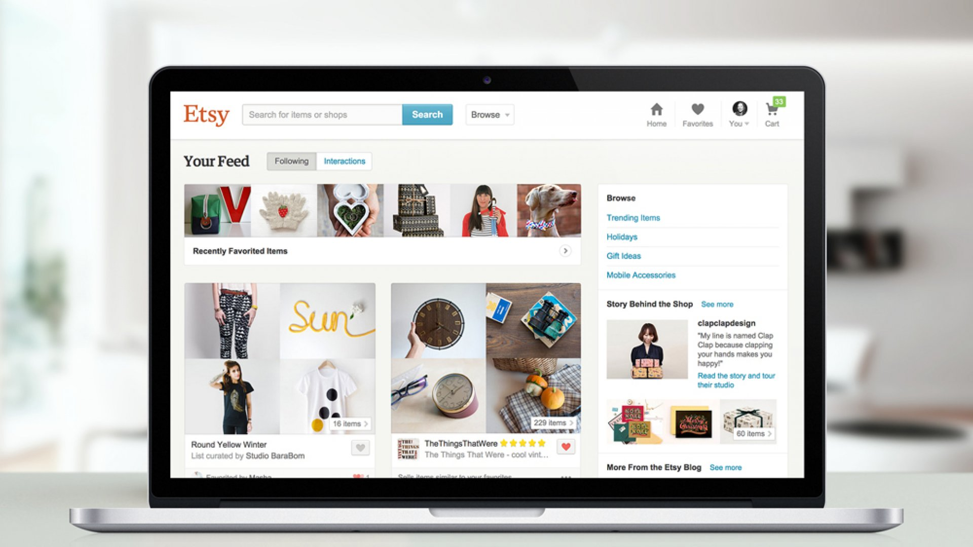 Etsy Shows How Lucrative Its Marketplace Really Is for Sellers