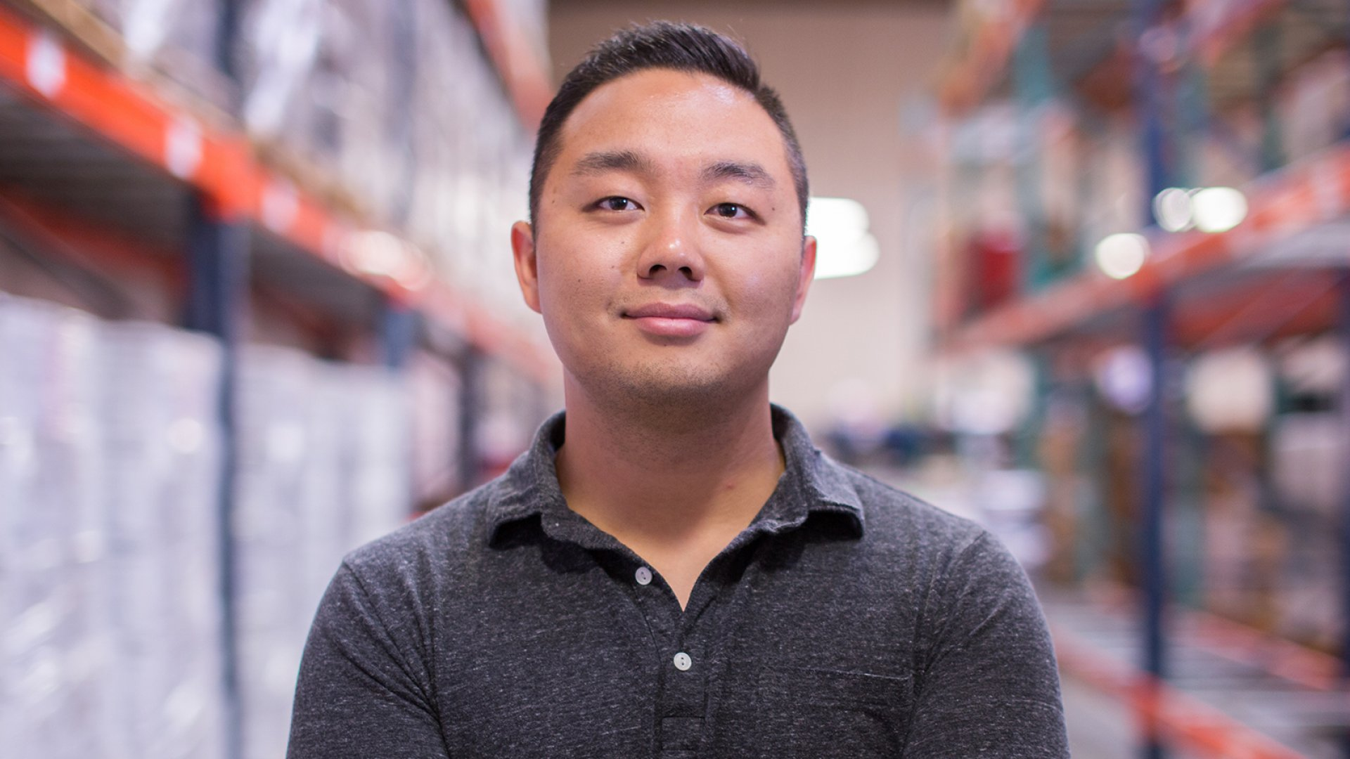 Country Archer co-founder and CEO Eugene Kang.