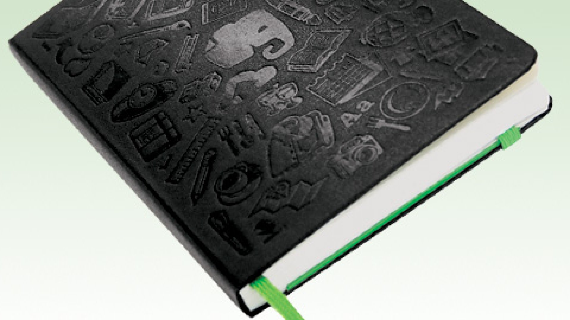 Smart Accessories: Moleskine's New Evernote Smart Notebook