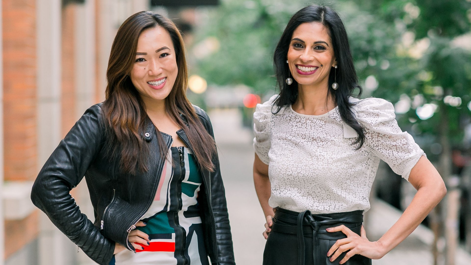 Female Founders Fund began in 2014 with a $6 million fund to back women-led companies. Partners Sutian Dong (left) and Anu Duggal closed their second fund in 2018, raising $27 million.
