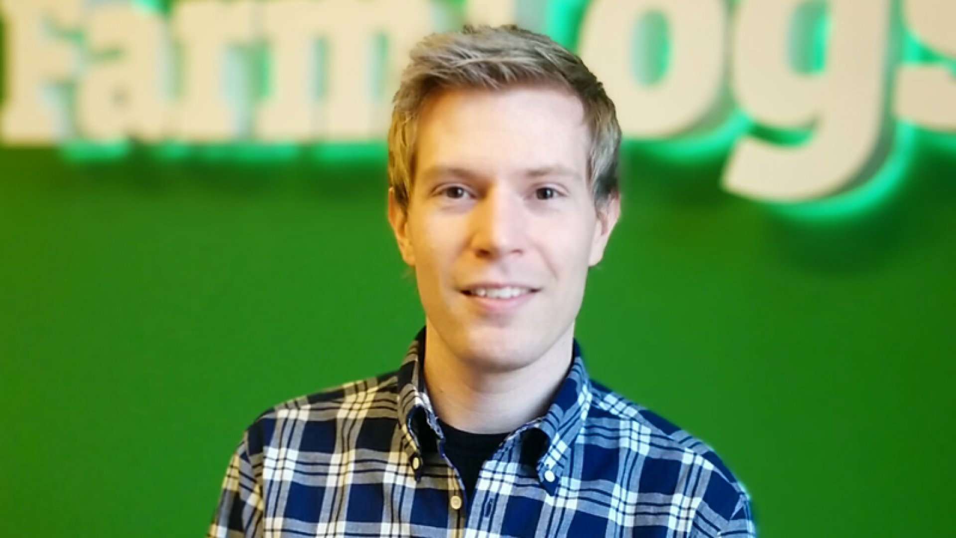 FarmLogs founder and CEO Jesse Vollmar.