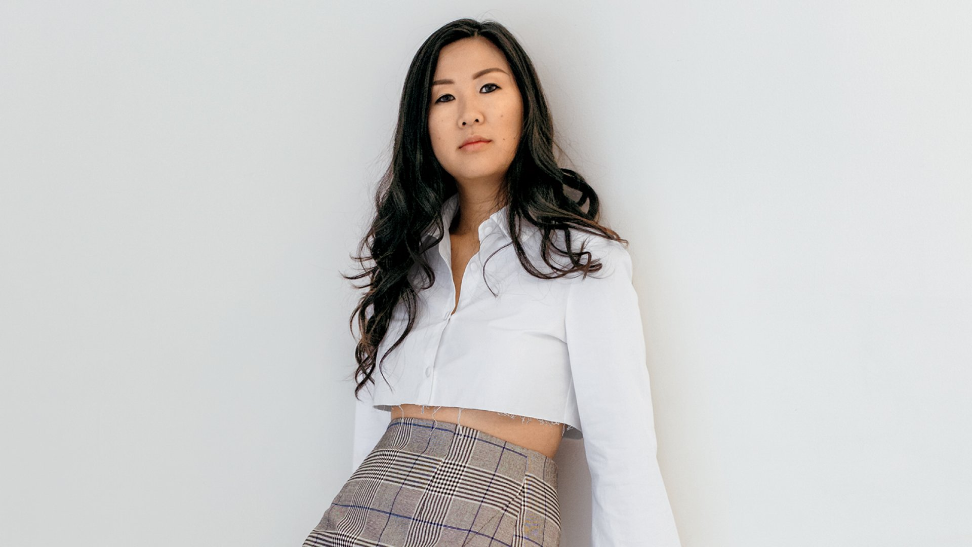 Jessie Zeng was able to connect consumer likes on social media with a network of factories in China to produce custom apparel on demand.