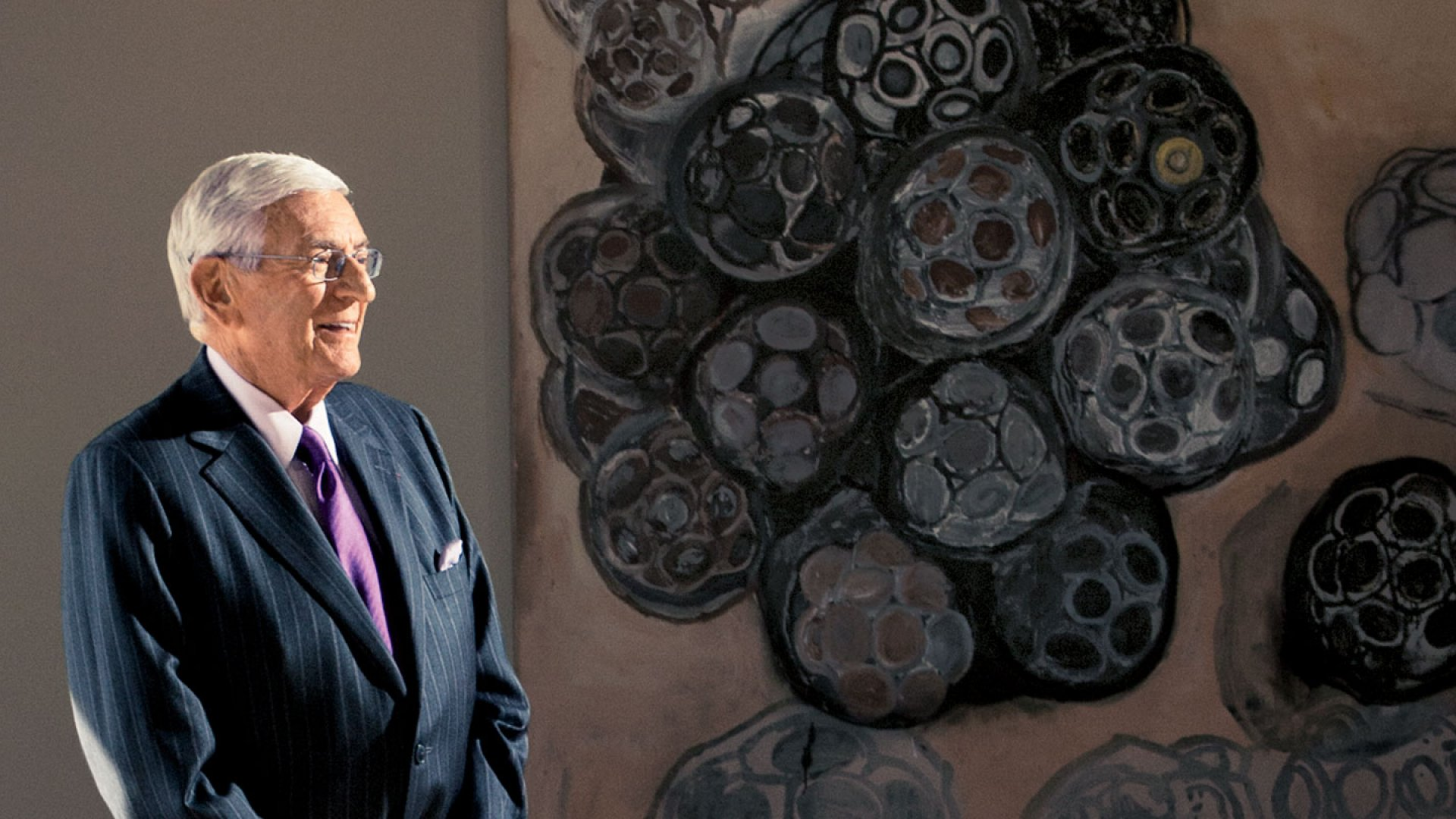 <b>Man in Charge</b> Over the past five decades, Eli Broad has transformed homebuilding, financial planning, and the arts. His current passion: education.
