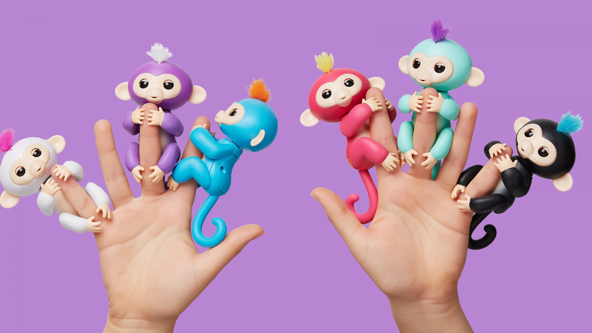 The Fingerling, by WowWee, is this year's hot new toy.
