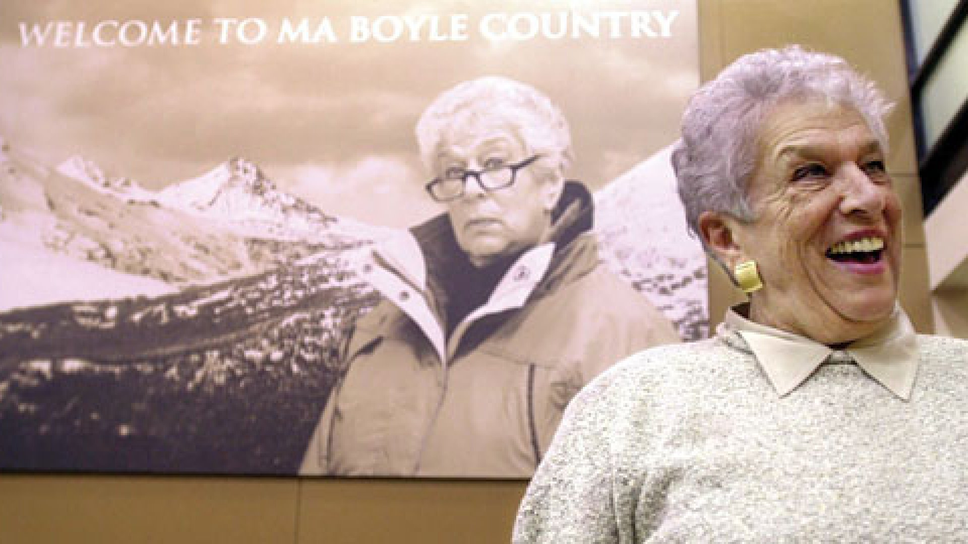 Columbia Sportswear chairwoman Gert Boyle recently thwarted a robbery attempt.