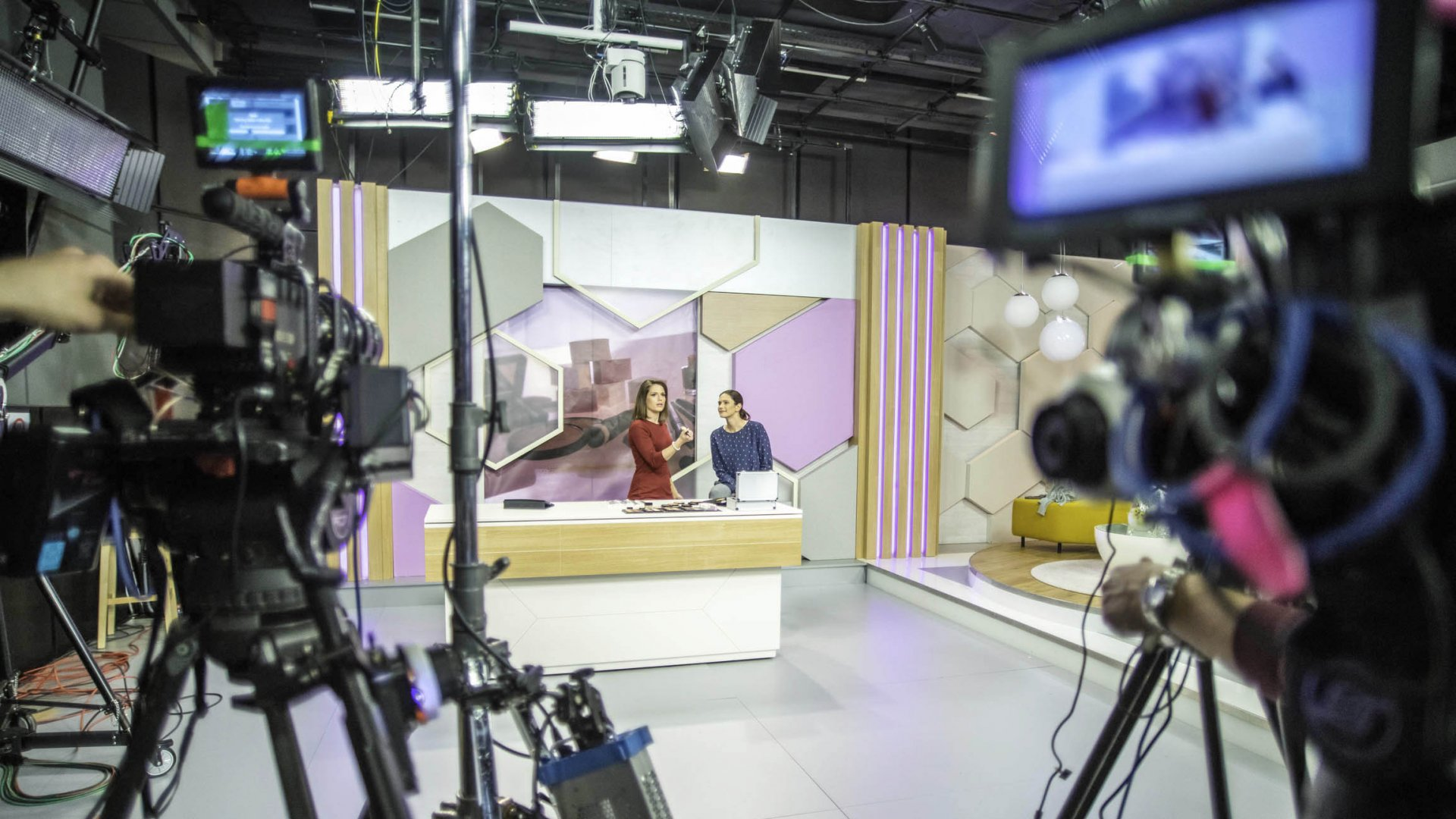 What You'll Learn in Media Training