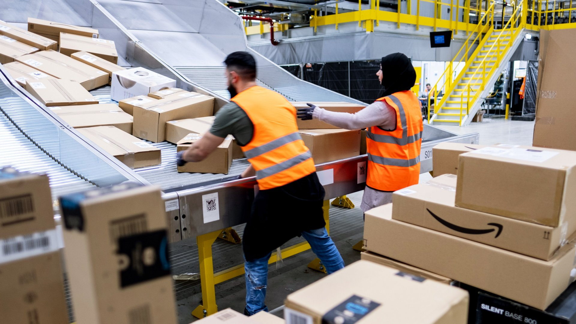 Amazon Is Investing $700 Million in Its Employees. Here's How You Can Follow Its Lead